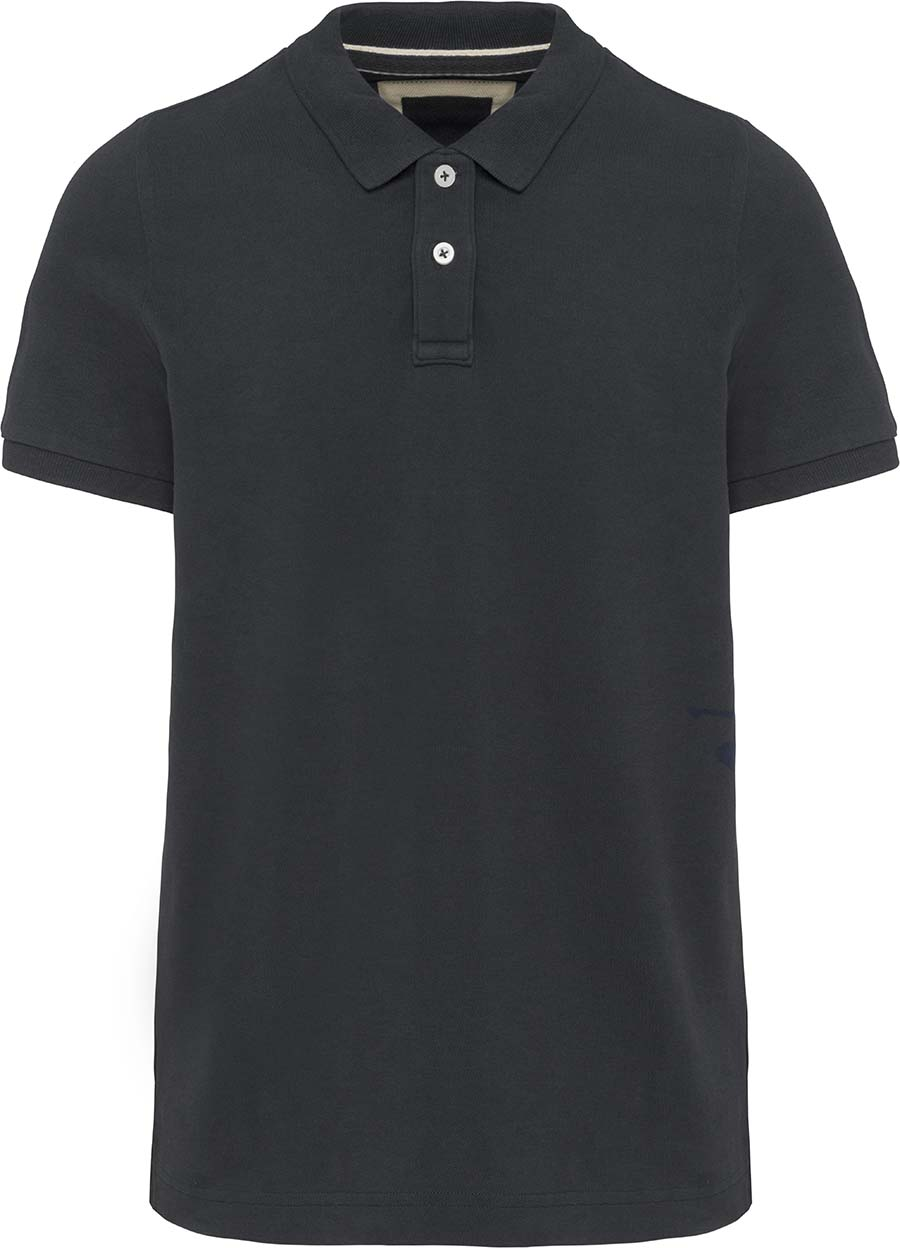 Polo vintage manches courtes homme - 2-1528-10