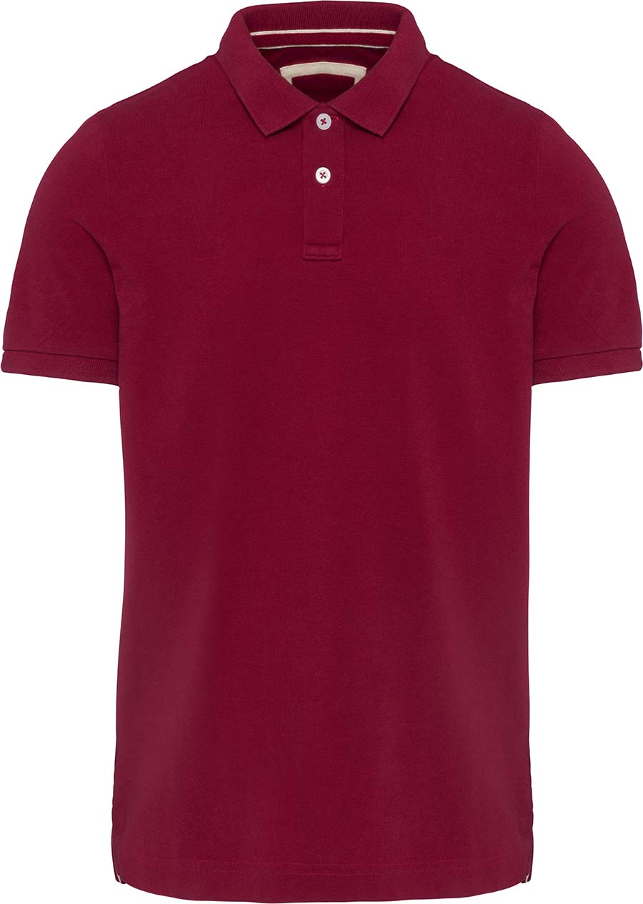 Polo vintage manches courtes homme - 2-1528-11