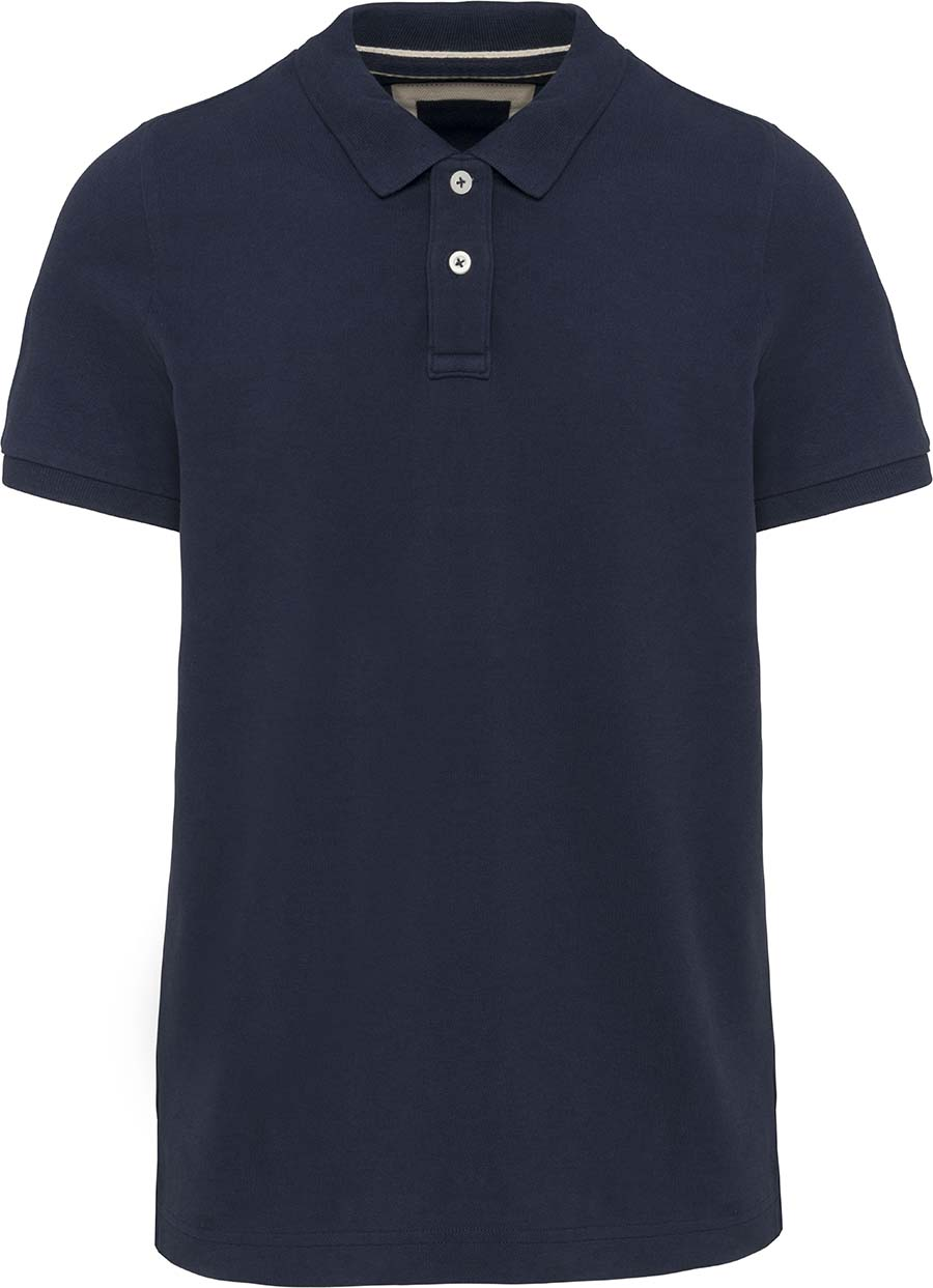 Polo vintage manches courtes homme - 2-1528-12