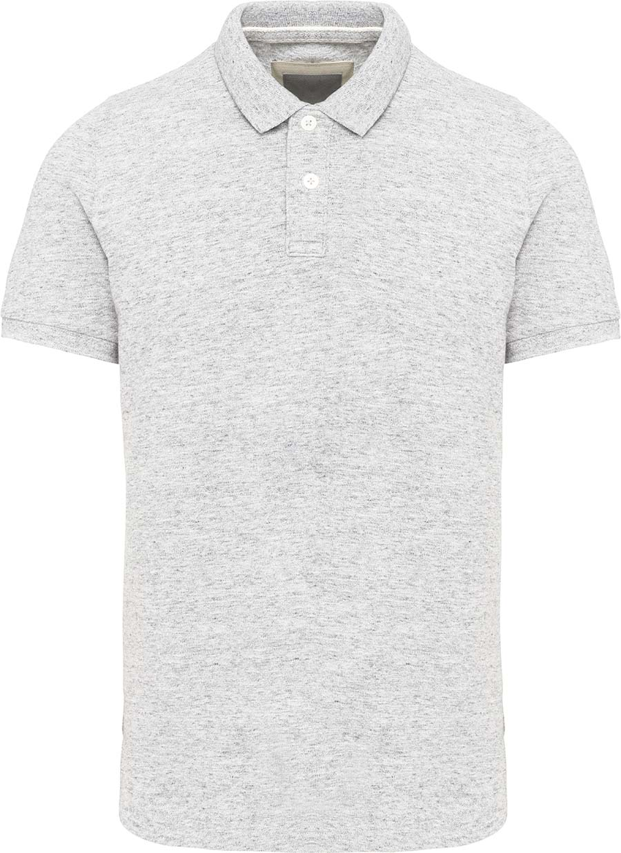 Polo vintage manches courtes homme - 2-1528-7