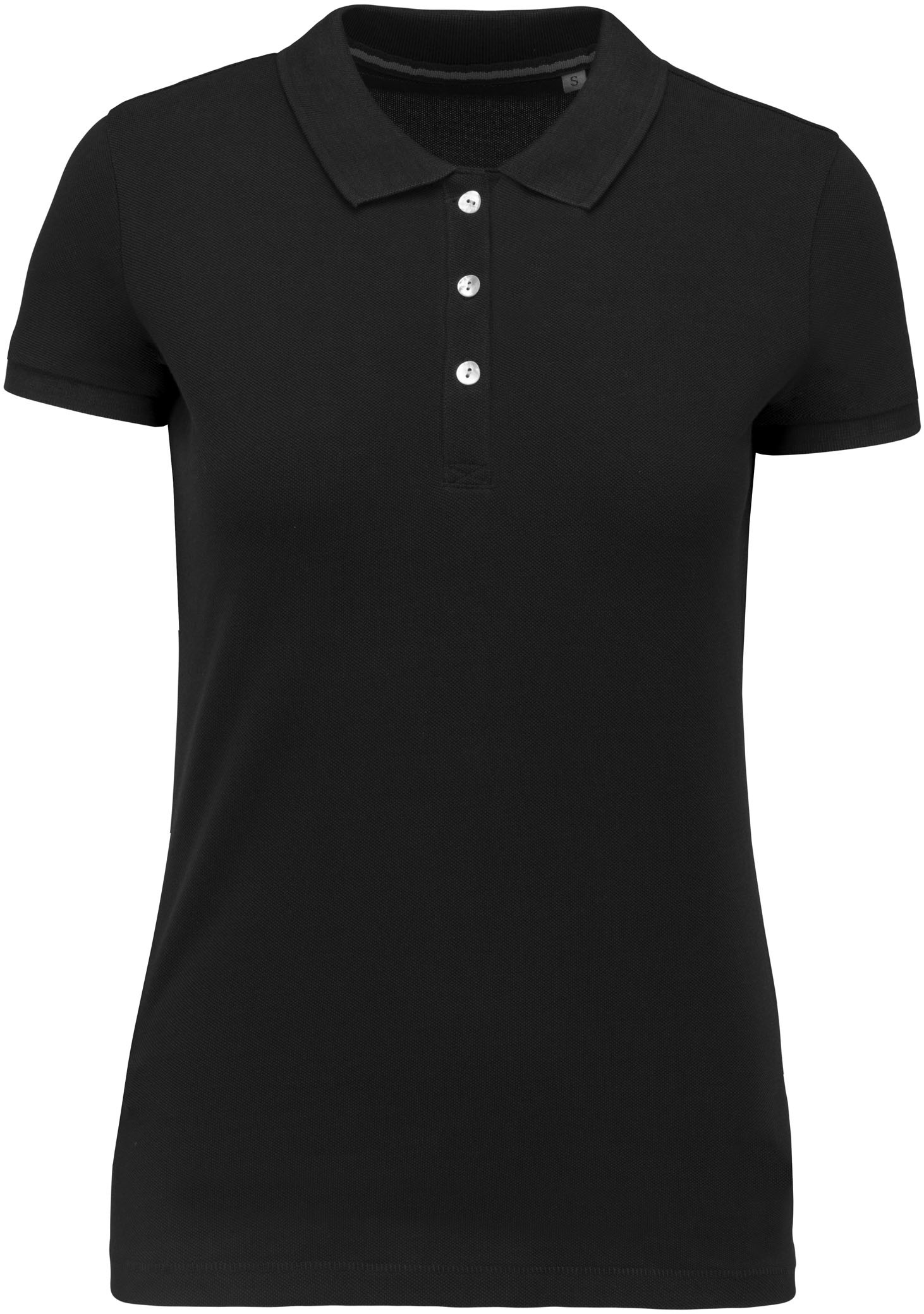Polo Supima® manches courtes femme - 2-1540-1