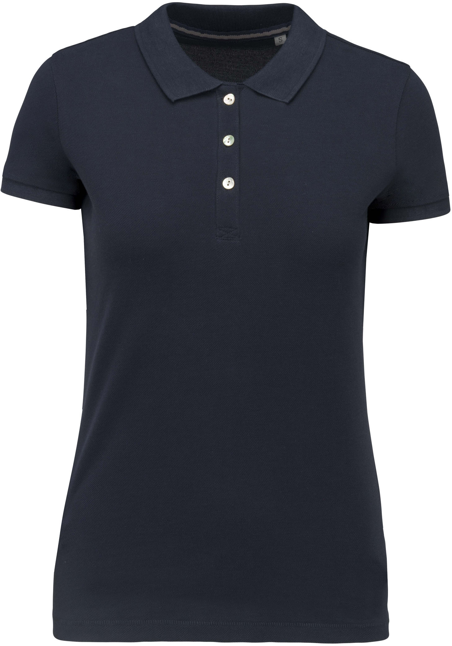Polo Supima® manches courtes femme - 2-1540-2