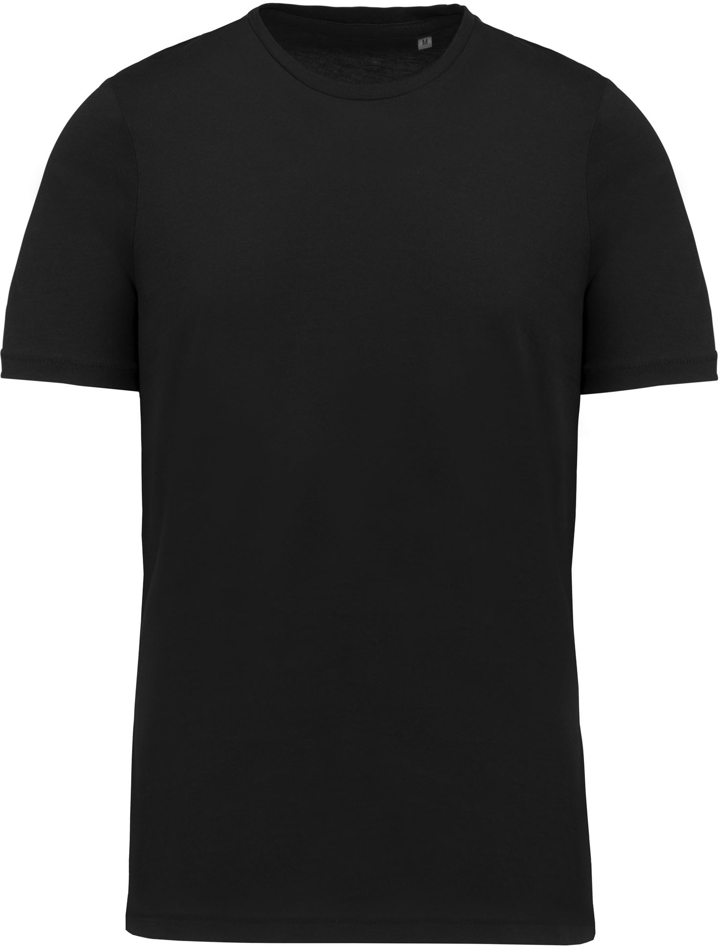 Tee-shirt Supima® col rond manches courtes homme