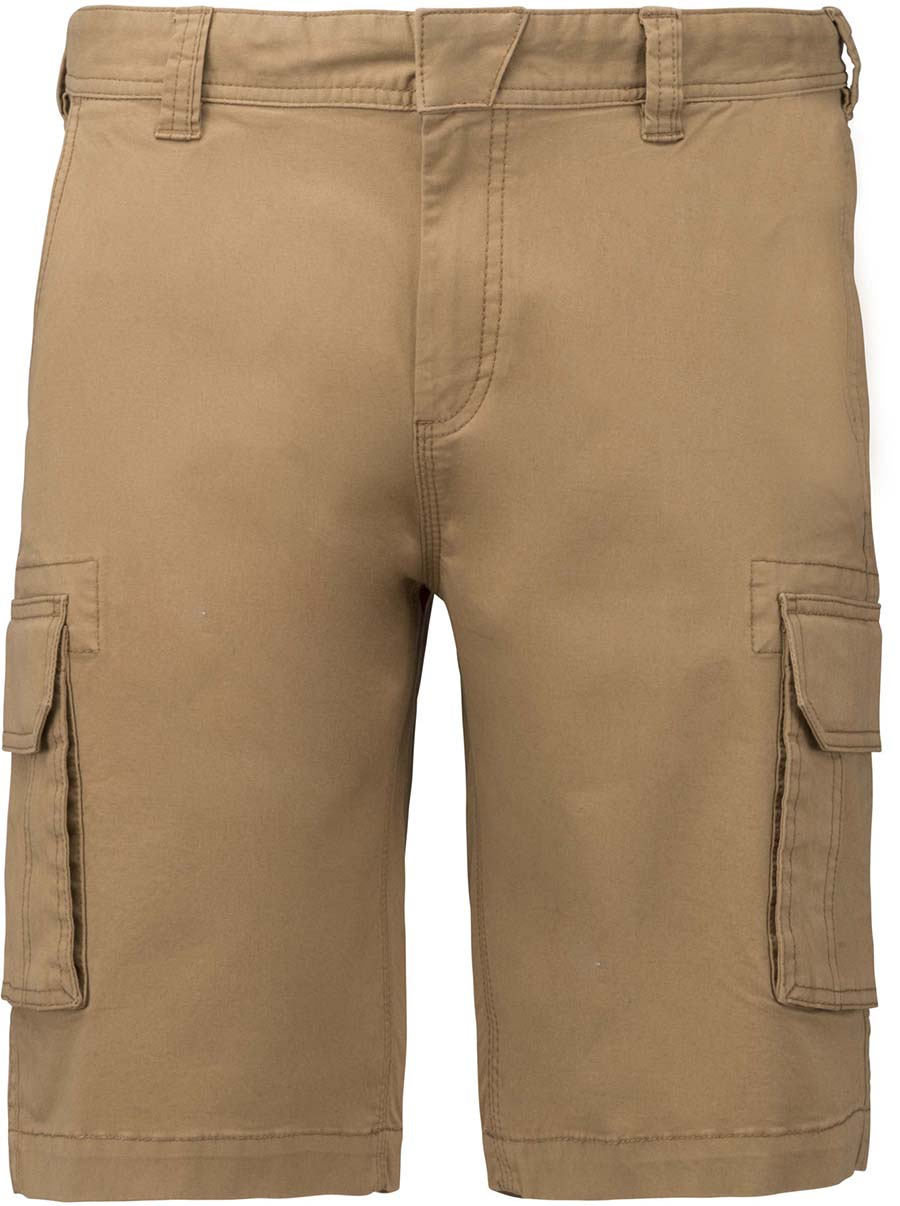 Bermuda multipoches homme - 2-1548-2
