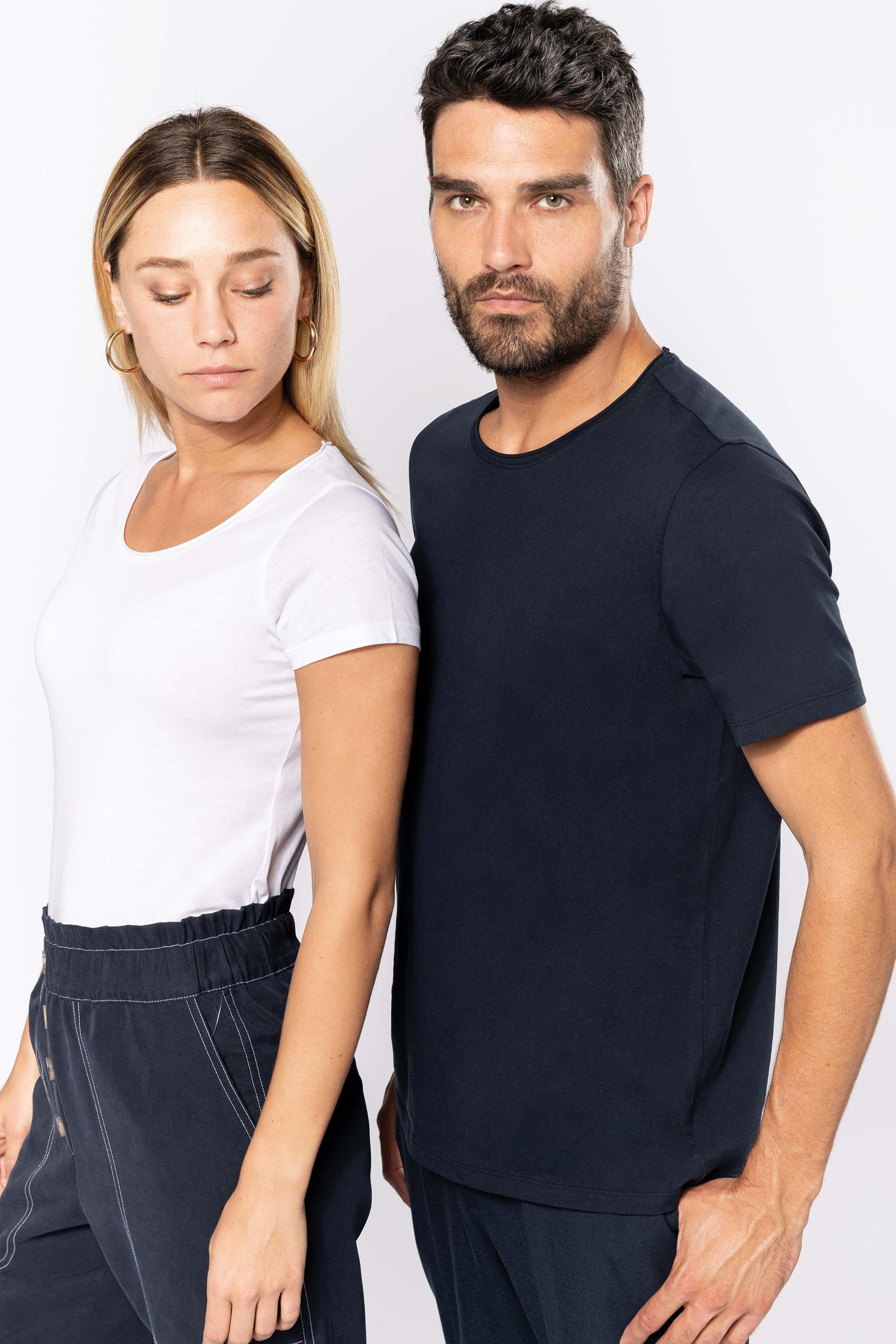 Tee-shirt bio manches courtes femme - 2-1643-2