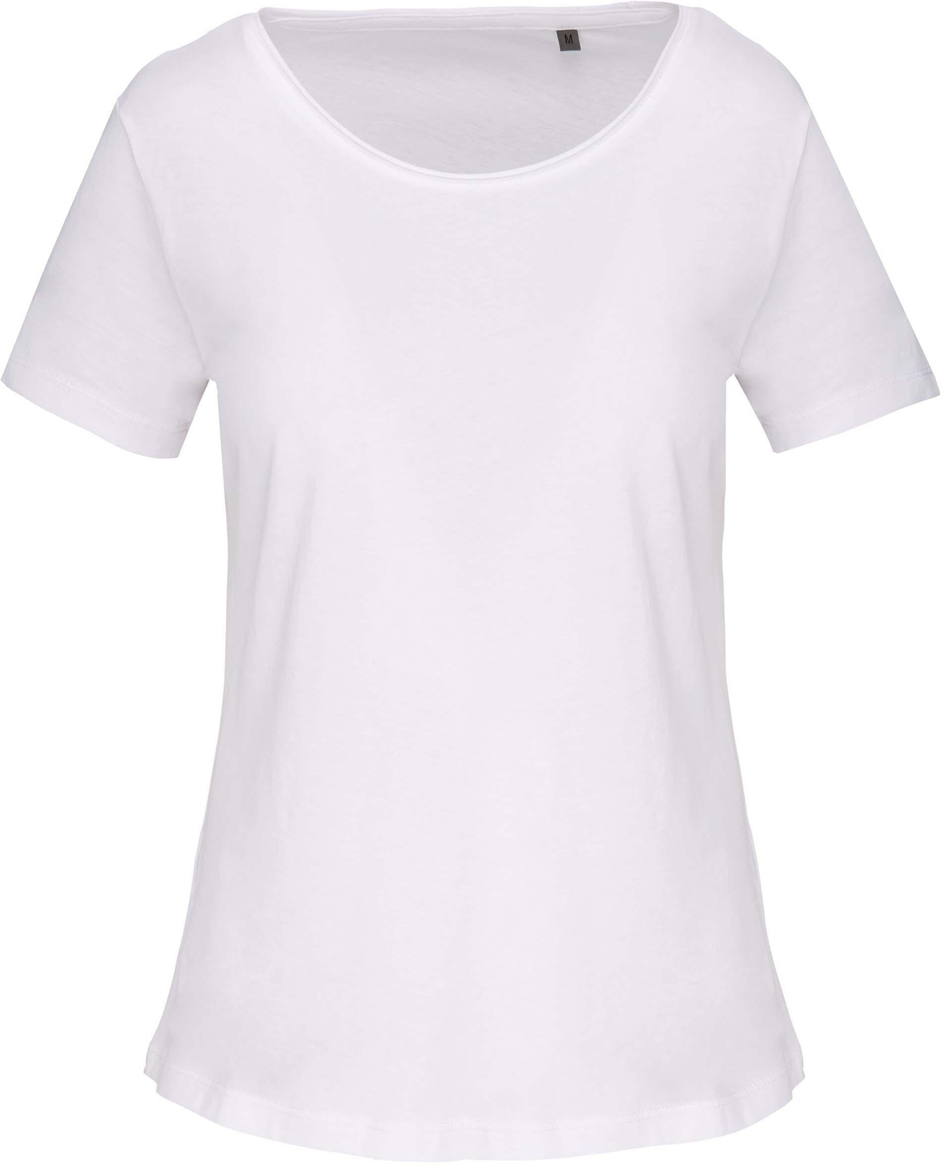Tee-shirt bio manches courtes femme - 2-1643-3
