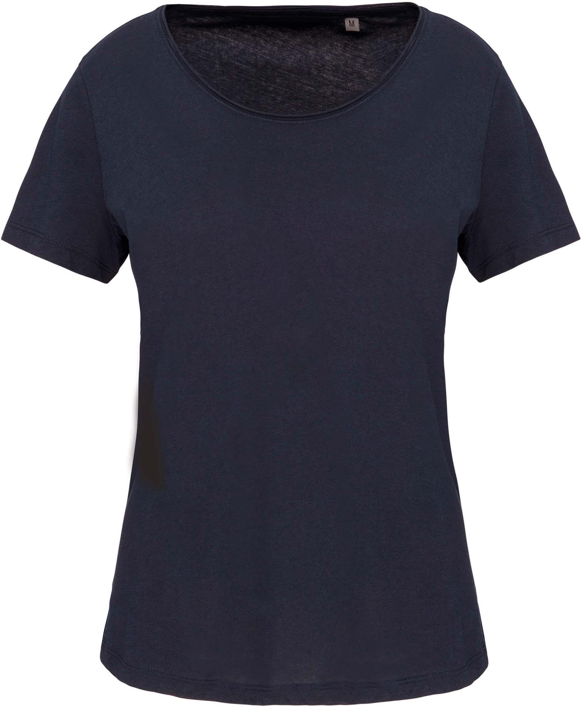 Tee-shirt bio manches courtes femme - 2-1643-4