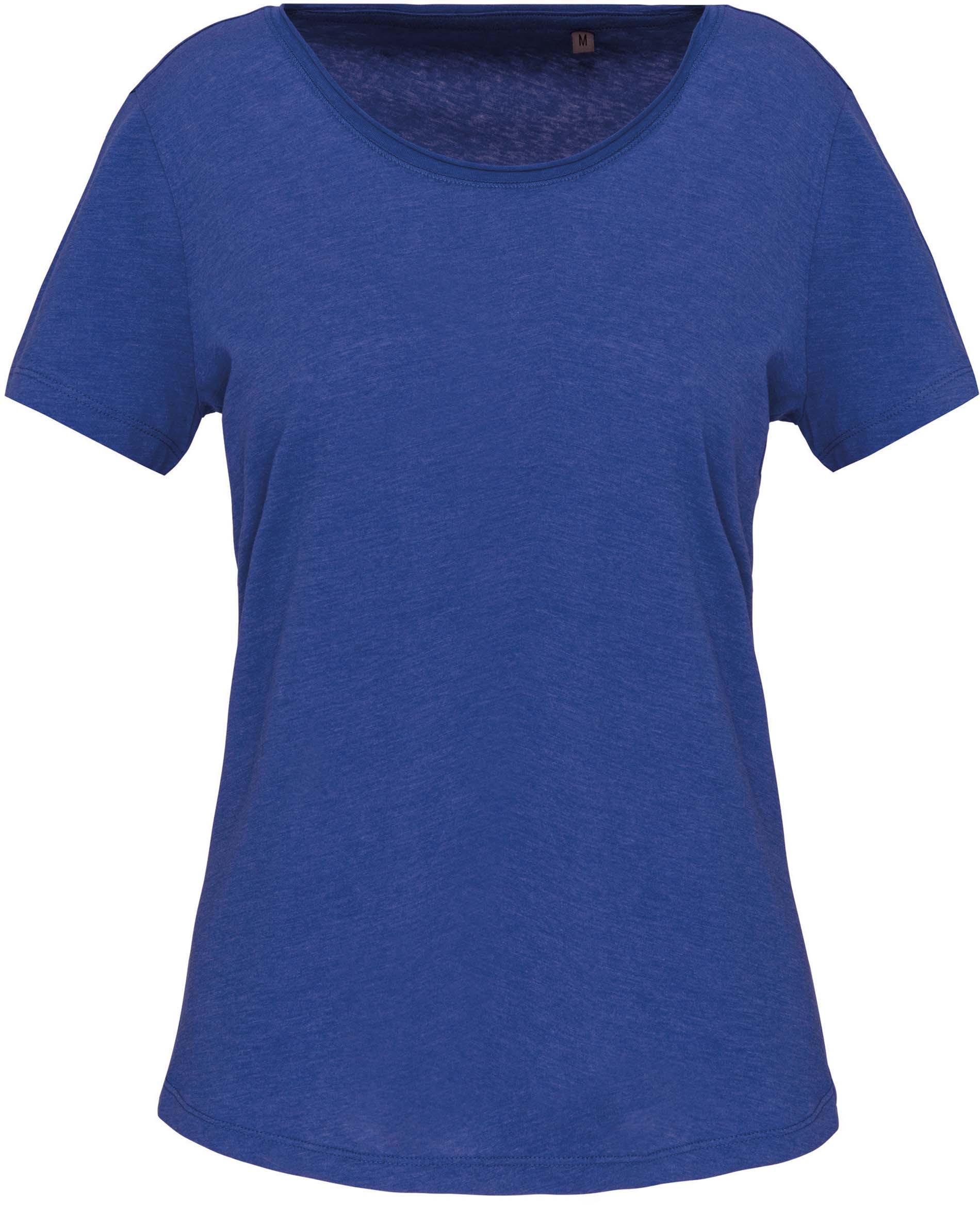 Tee-shirt bio manches courtes femme - 2-1643-5