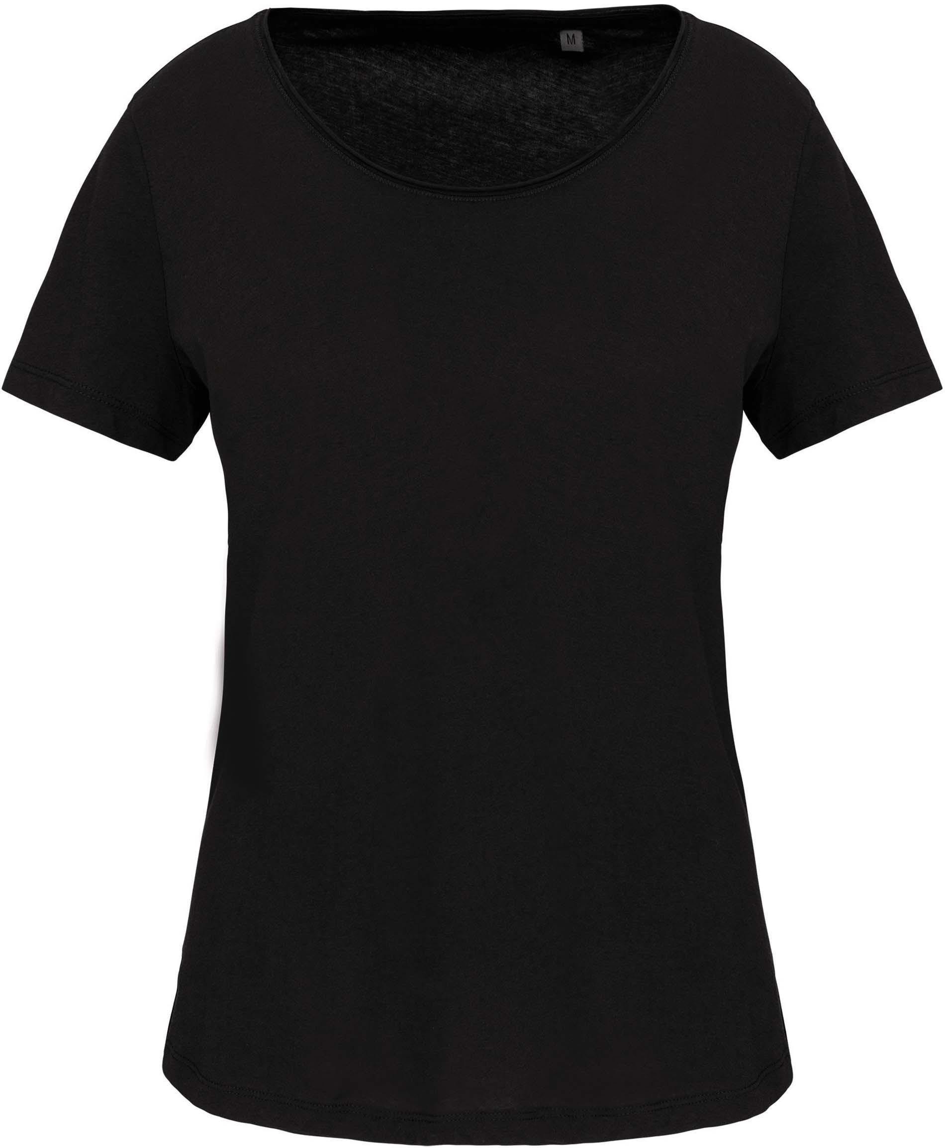 Tee-shirt bio manches courtes femme - 2-1643-6