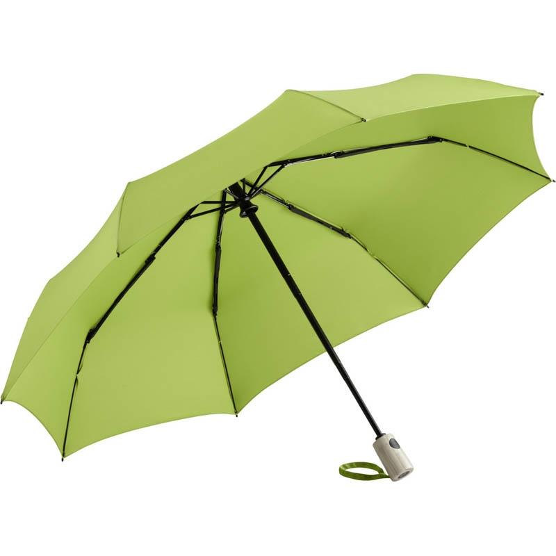 Parapluie de poche en matières recyclées