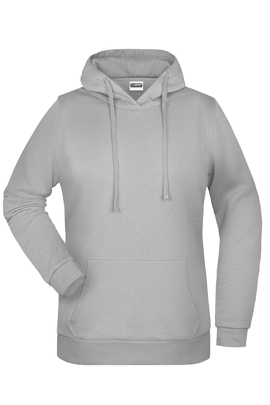 Sweat-shirt capuche femme - 20-1494-1