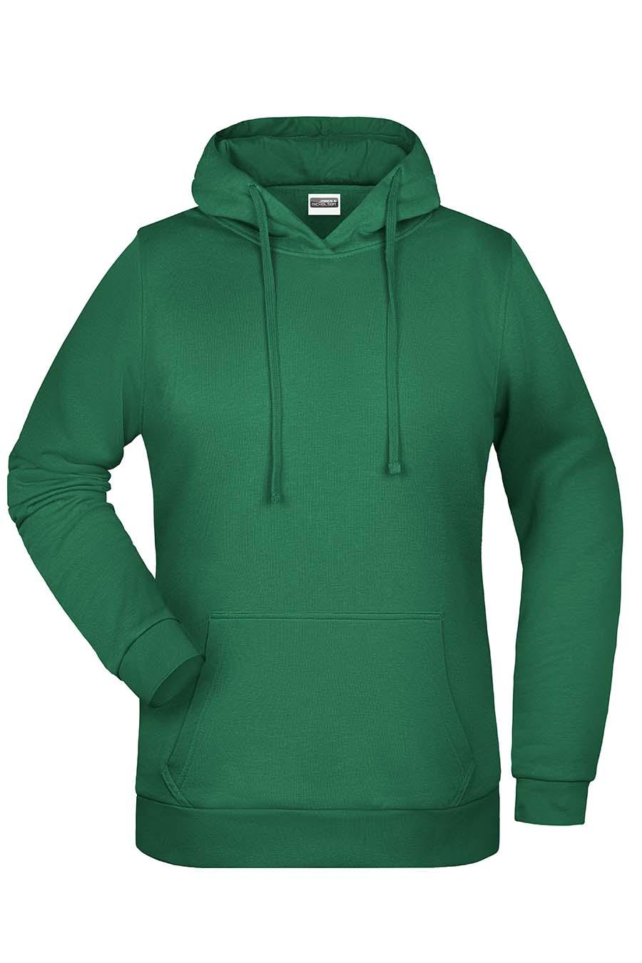 Sweat-shirt capuche femme - 20-1494-10