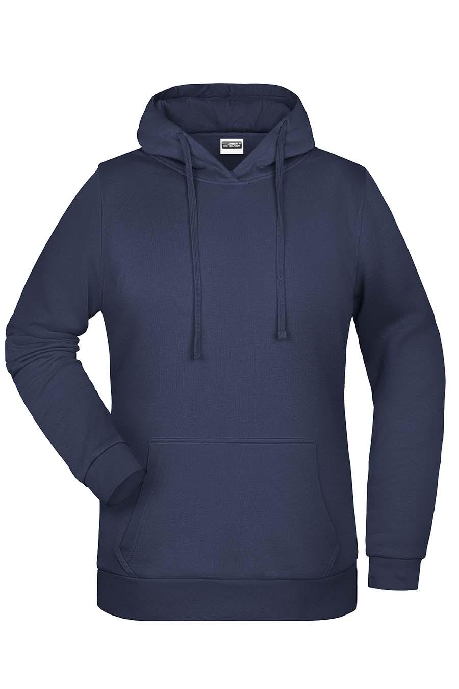 Sweat-shirt capuche femme - 20-1494-11