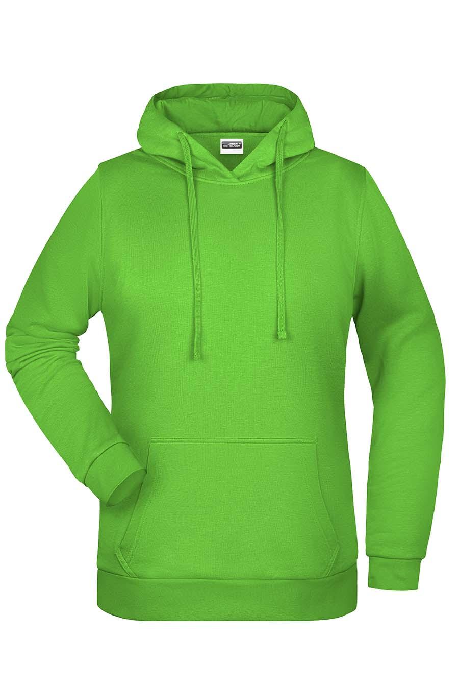 Sweat-shirt capuche femme - 20-1494-12