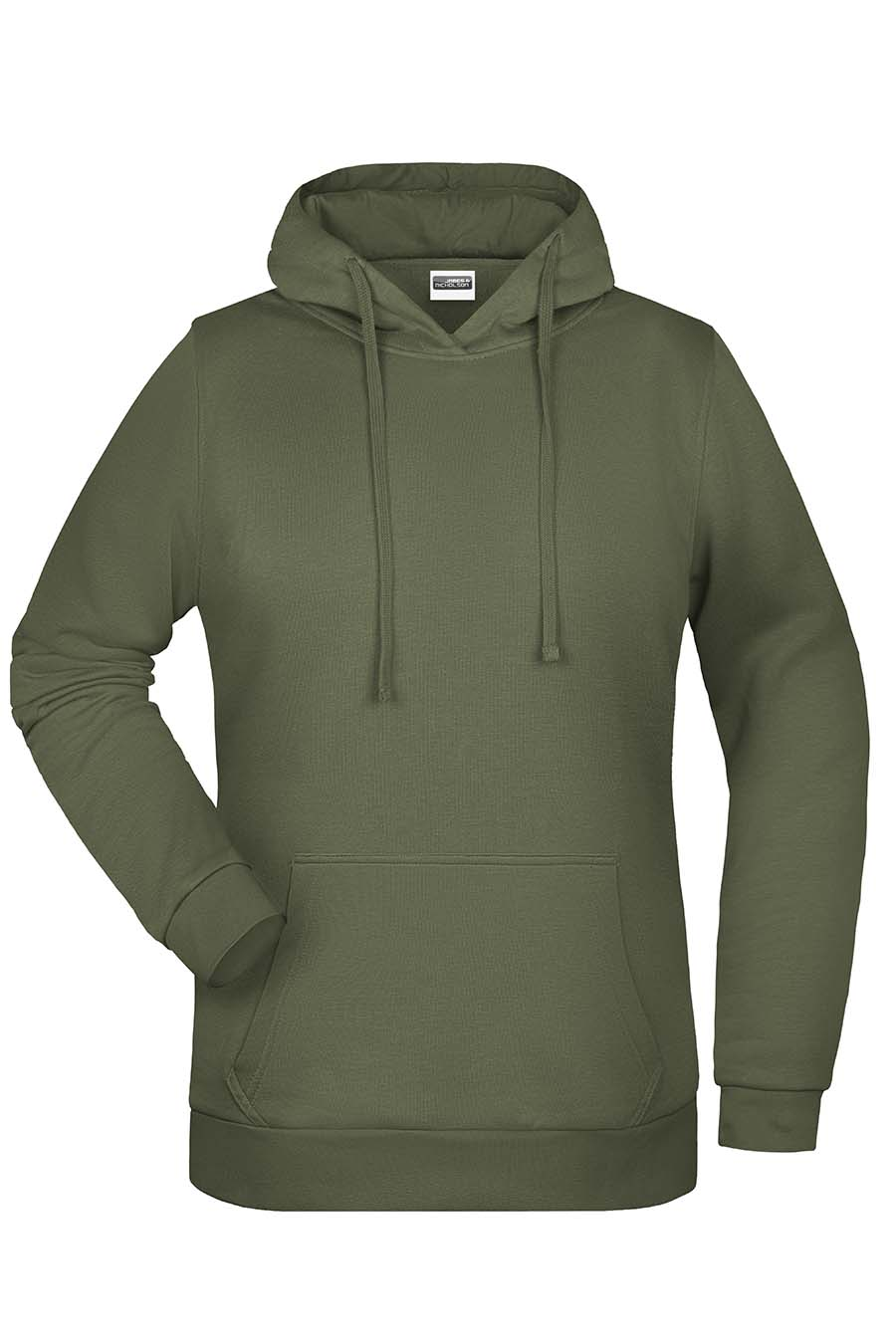 Sweat-shirt capuche femme - 20-1494-13