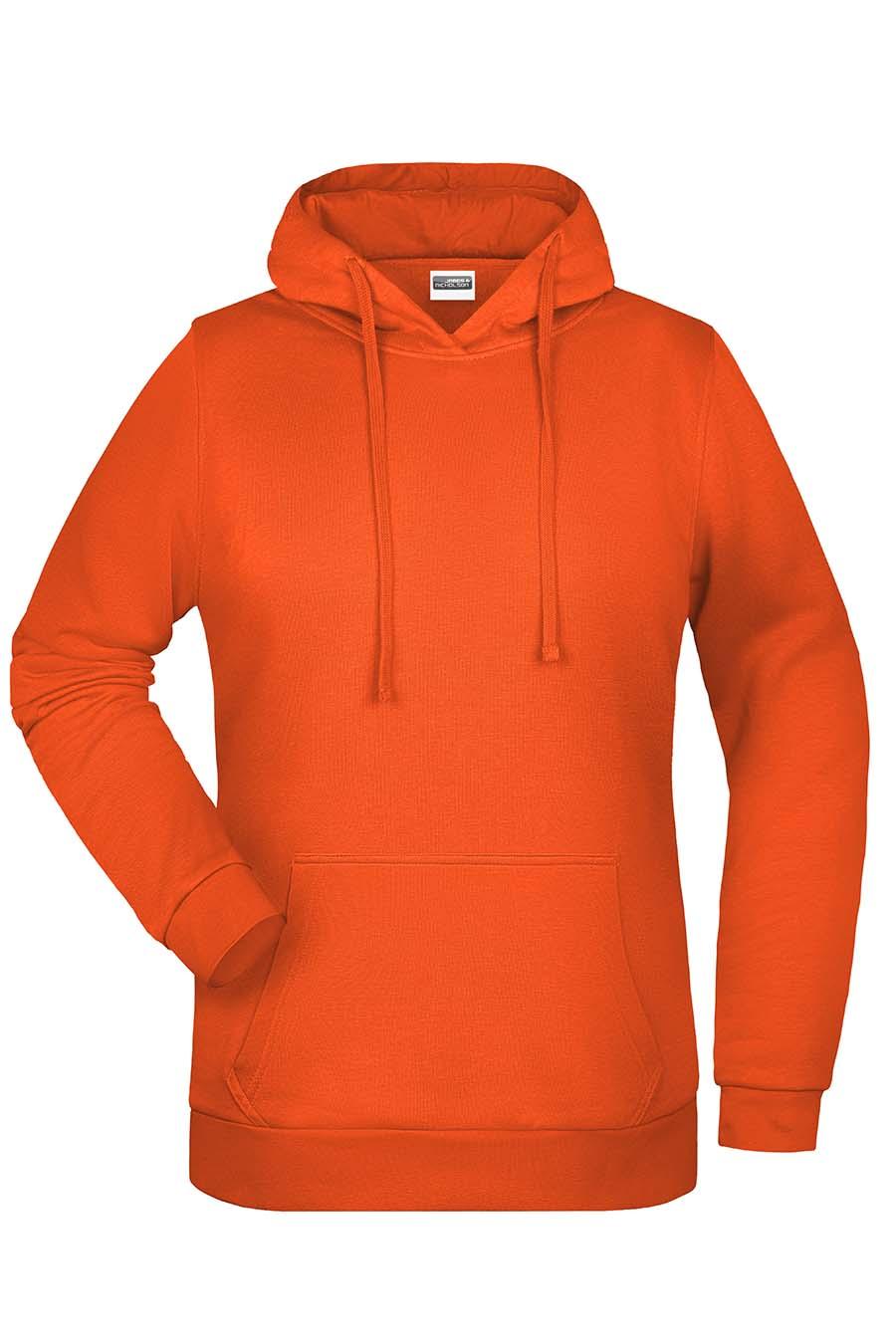 Sweat-shirt capuche femme - 20-1494-14