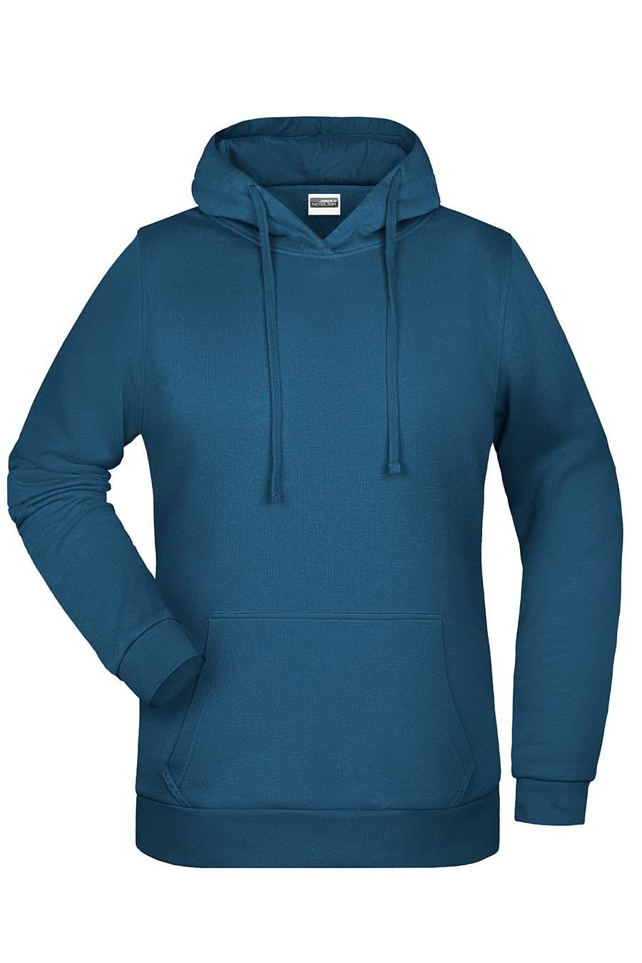 Sweat-shirt capuche femme - 20-1494-15