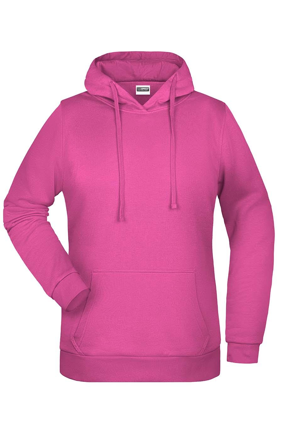 Sweat-shirt capuche femme - 20-1494-16