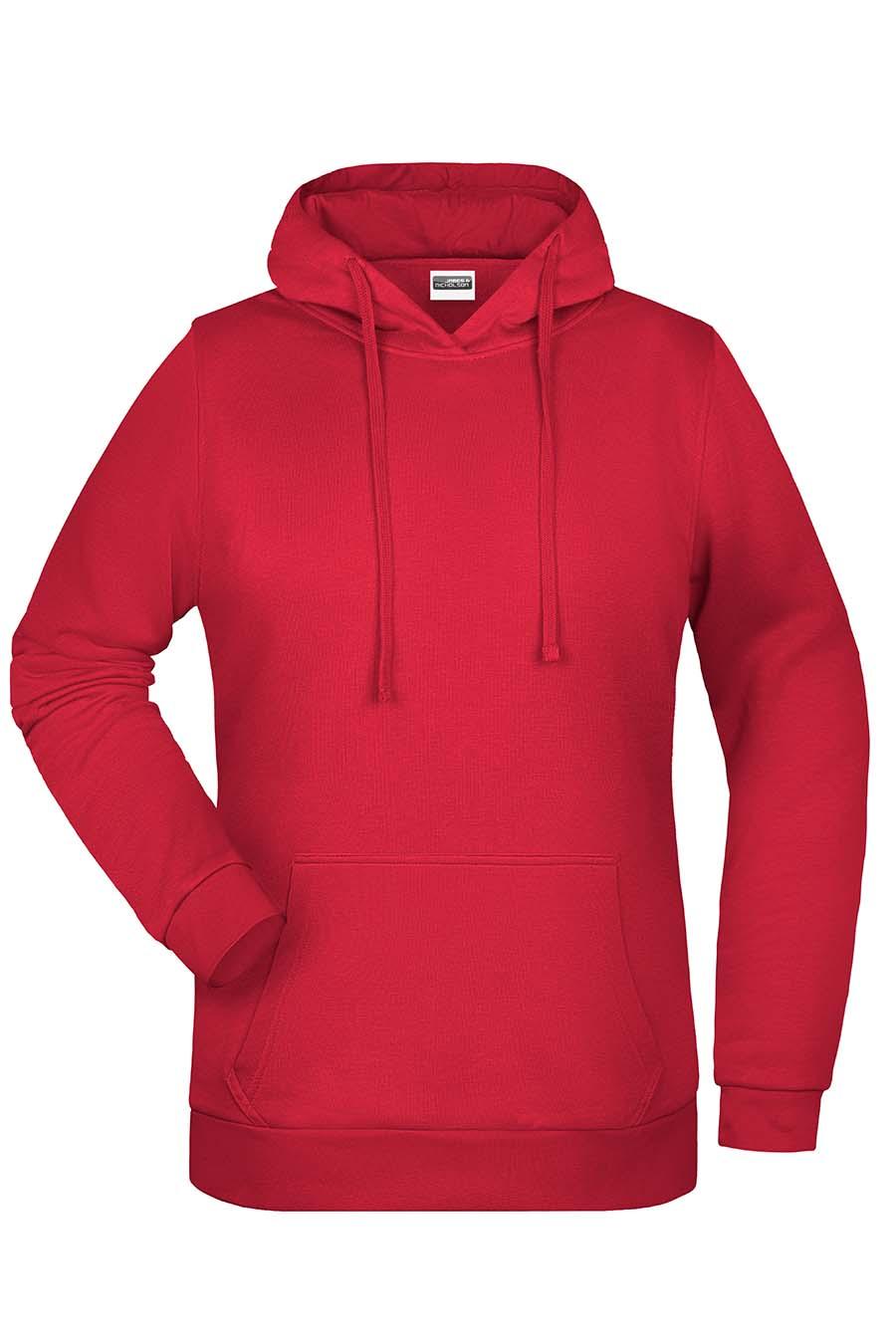 Sweat-shirt capuche femme - 20-1494-17