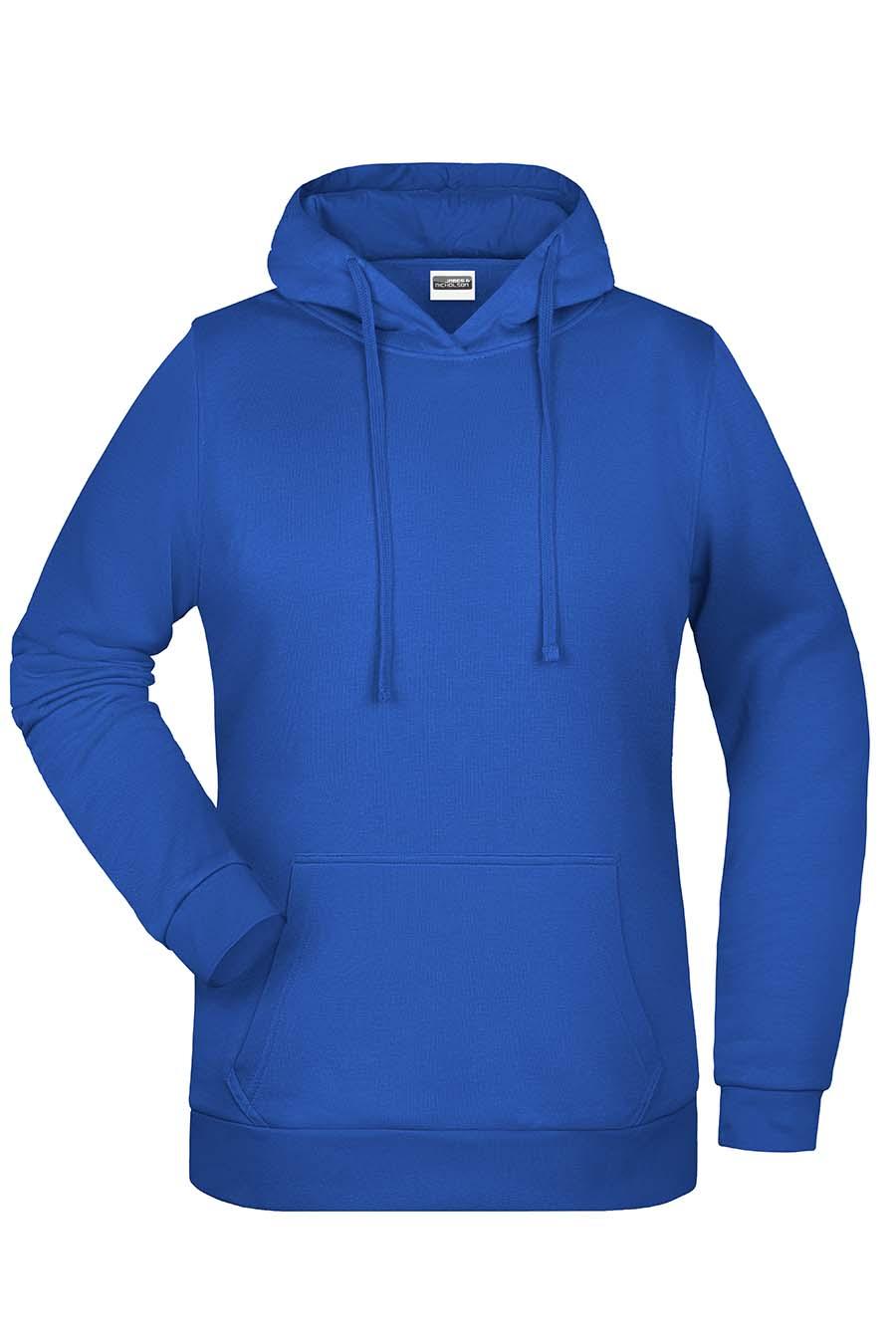 Sweat-shirt capuche femme - 20-1494-18