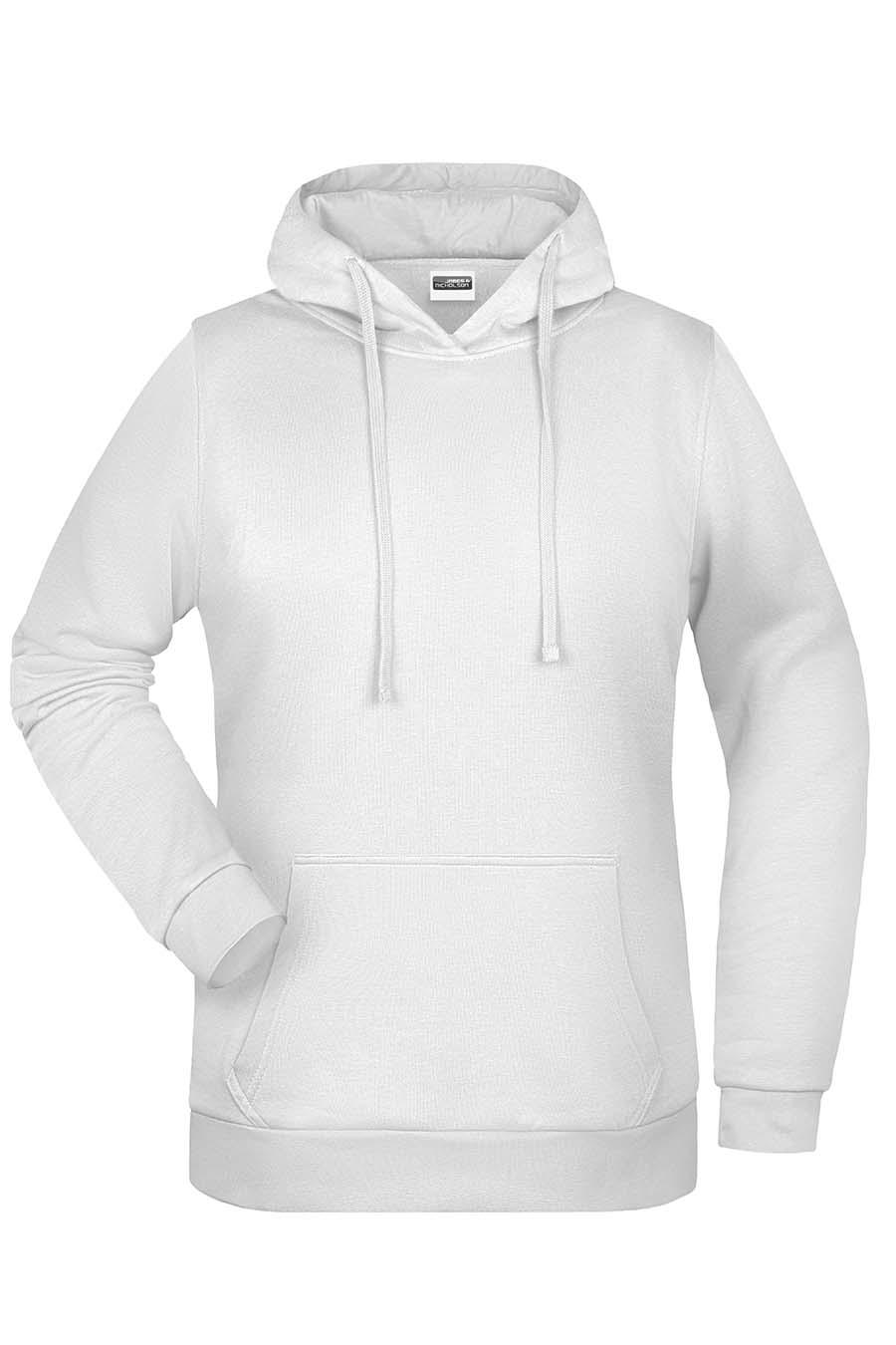 Sweat-shirt capuche femme - 20-1494-20
