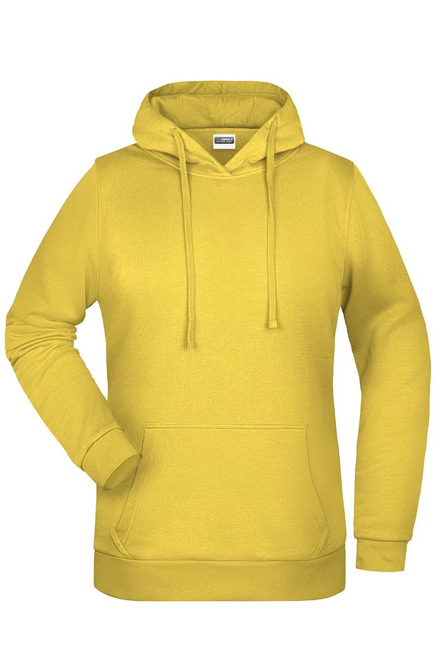 Sweat-shirt capuche femme - 20-1494-23