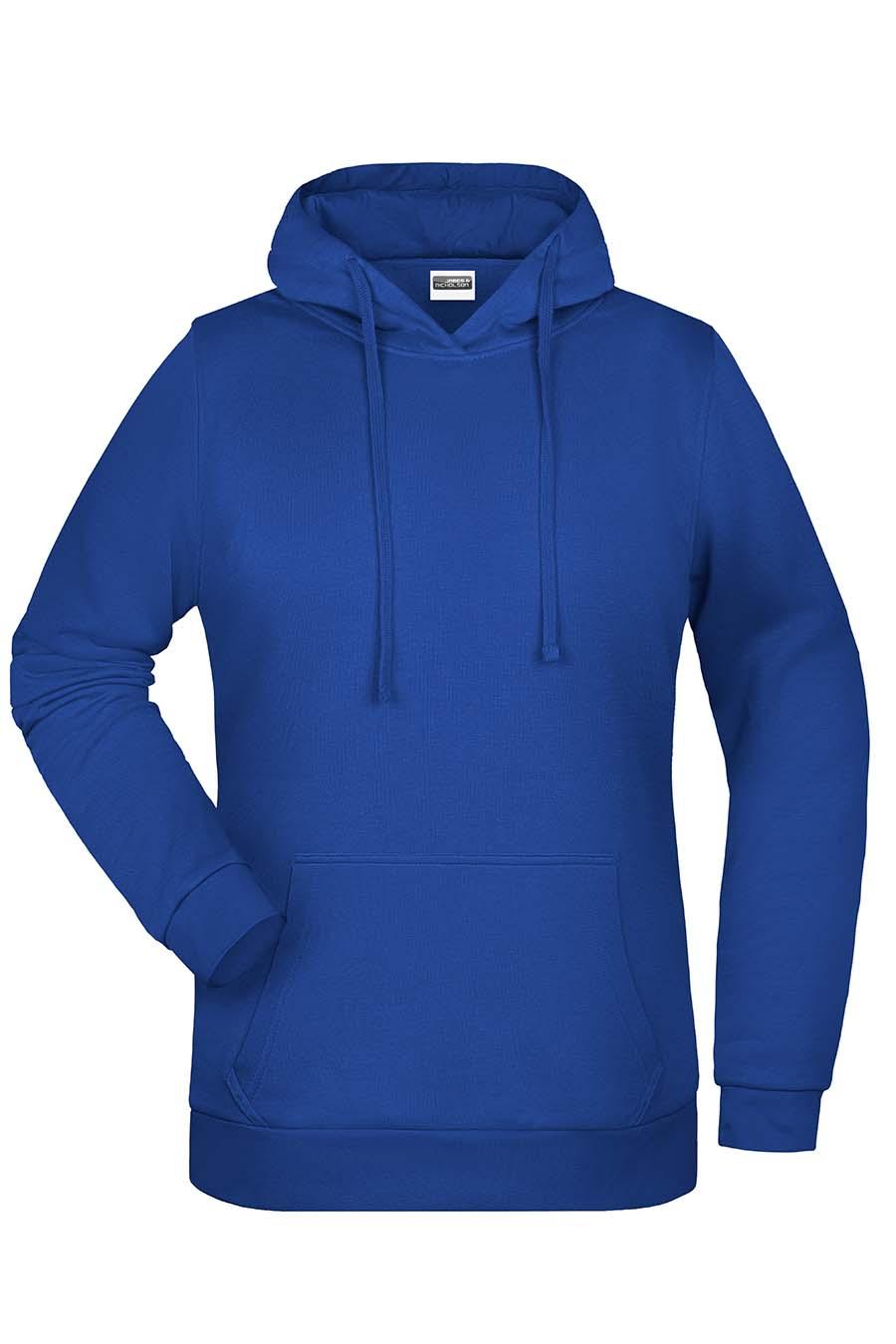 Sweat-shirt capuche femme - 20-1494-6
