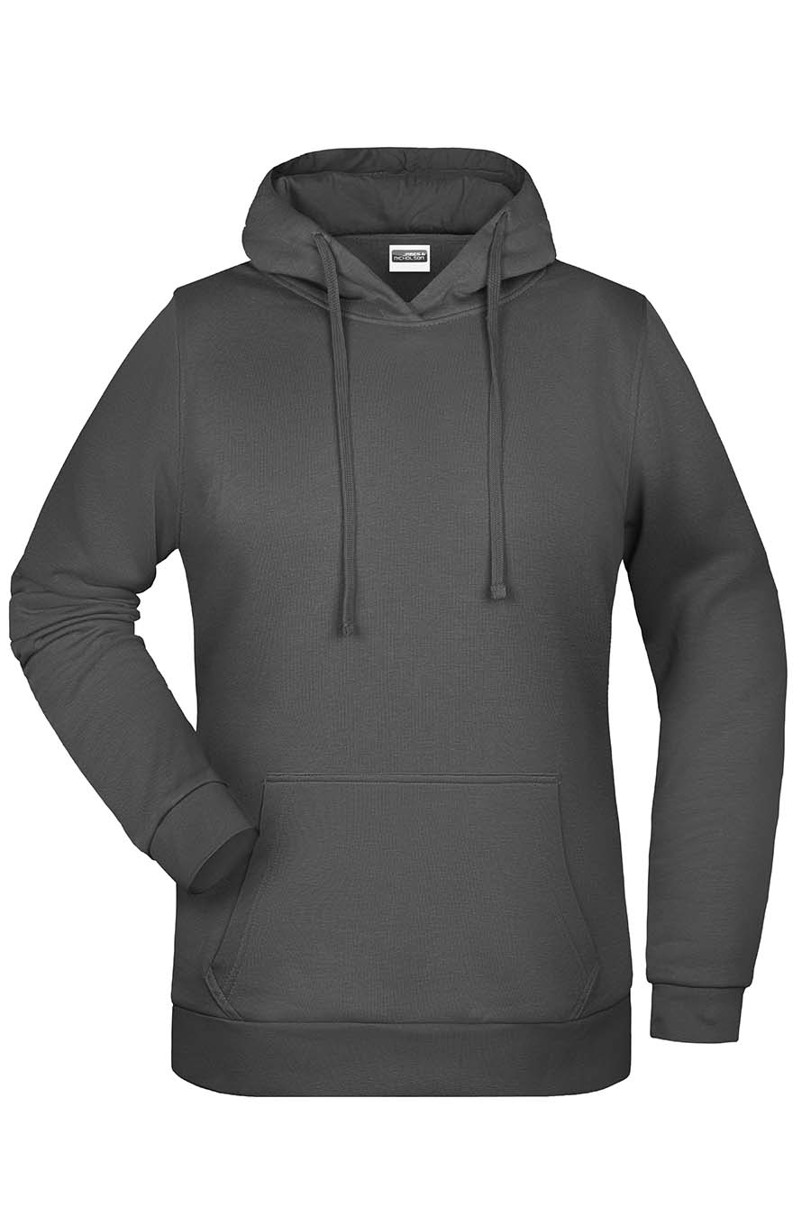 Sweat-shirt capuche femme - 20-1494-7