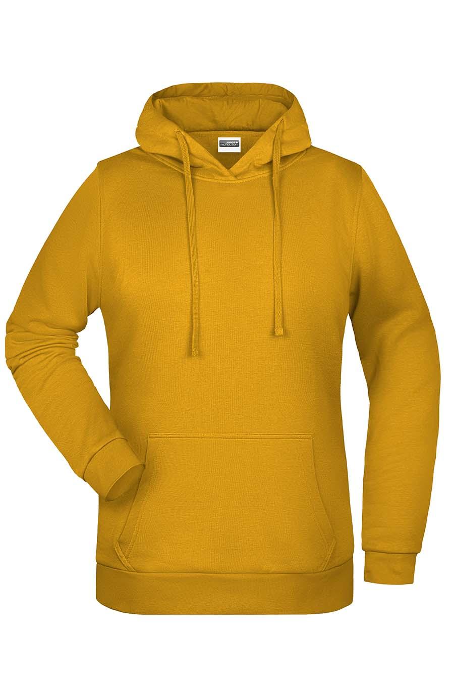 Sweat-shirt capuche femme - 20-1494-8