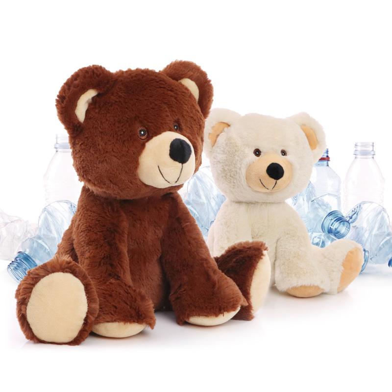 Peluche ours en RPET