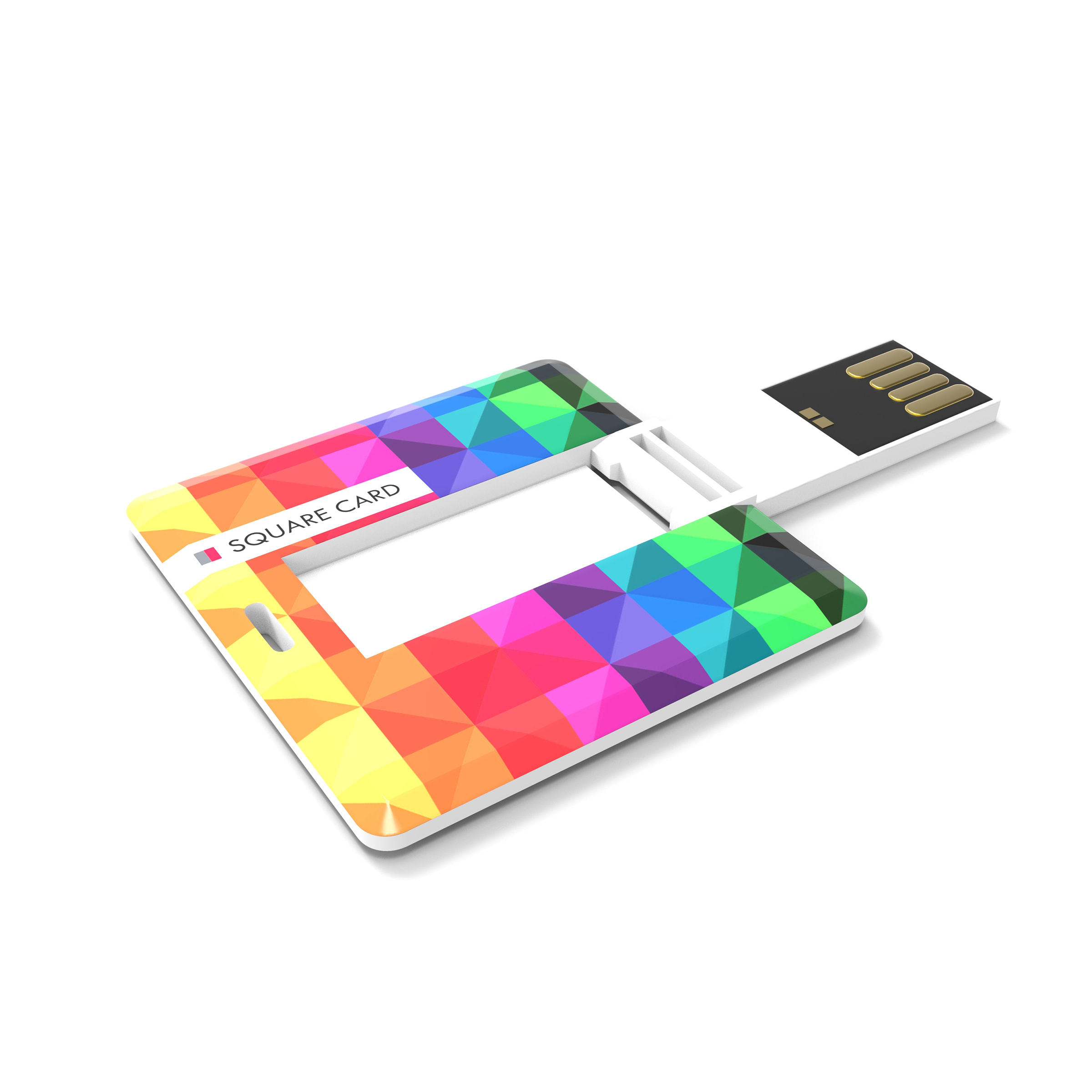 Clé USB Square Card