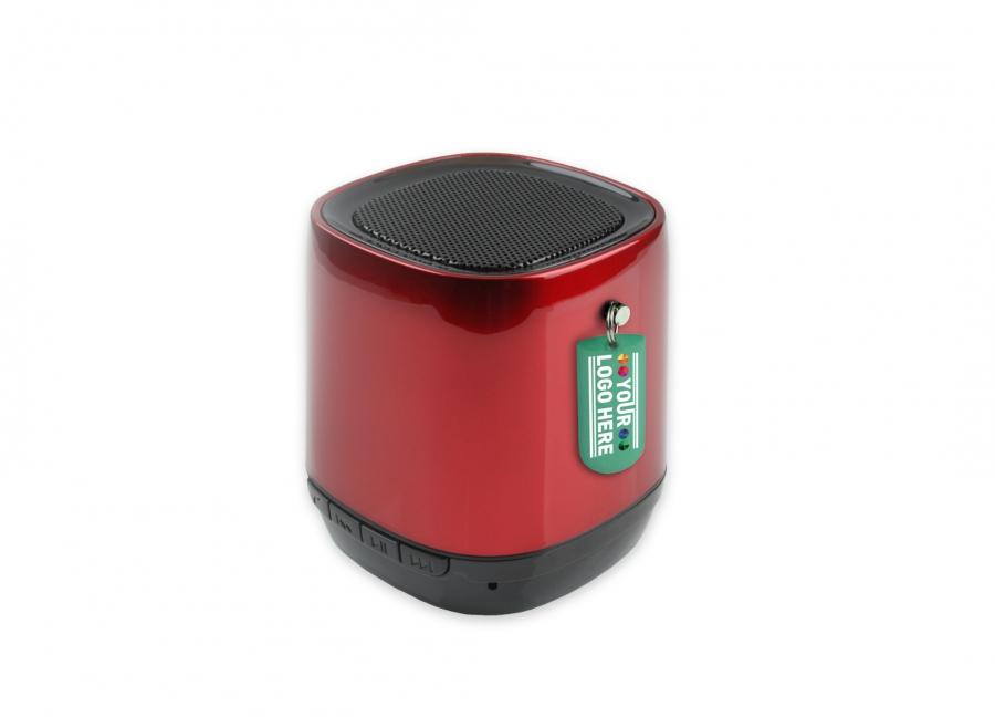 Enceinte Bluetooth avec upload de jingle pers