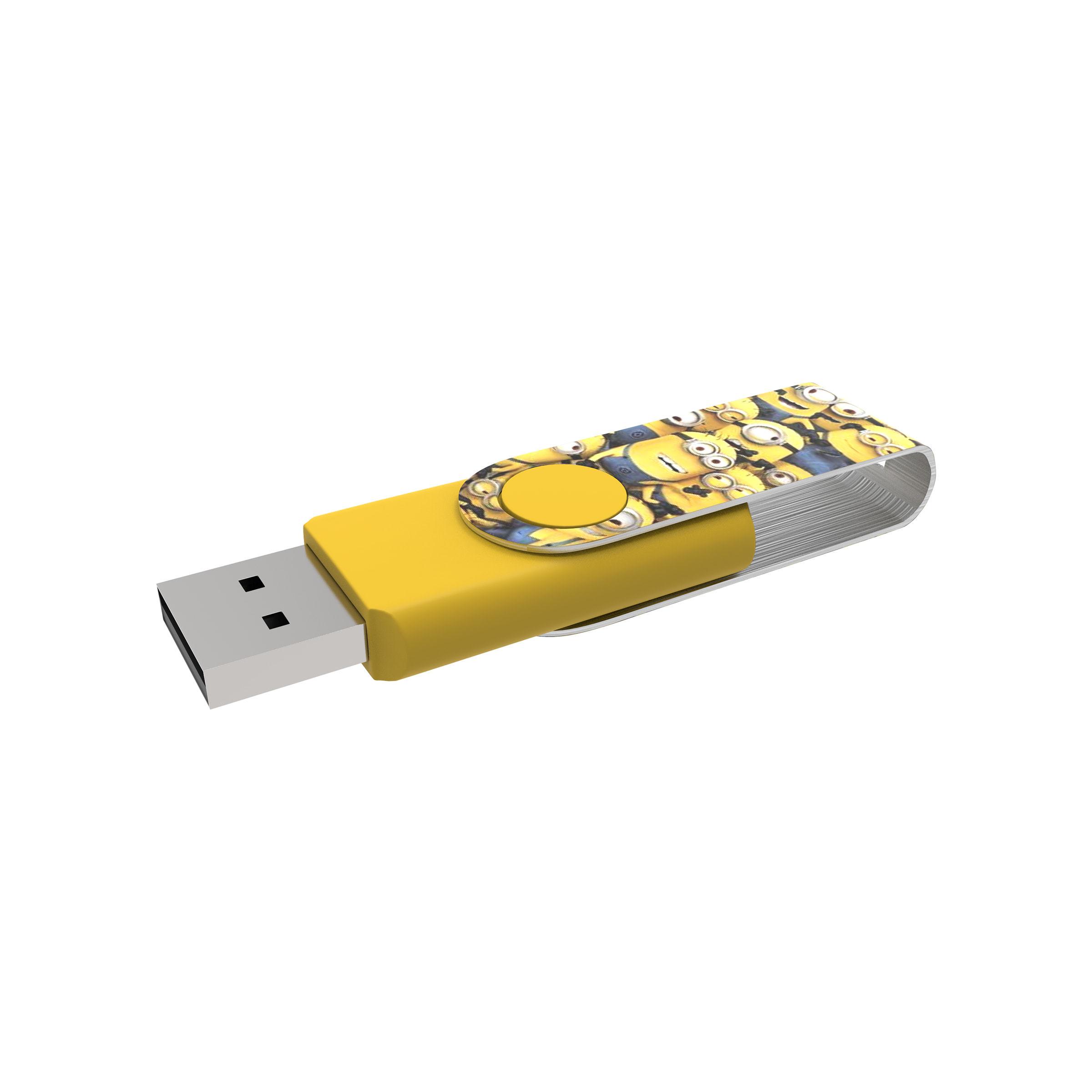 Clé USB Twister avec marquage intégral - 21-1073-21