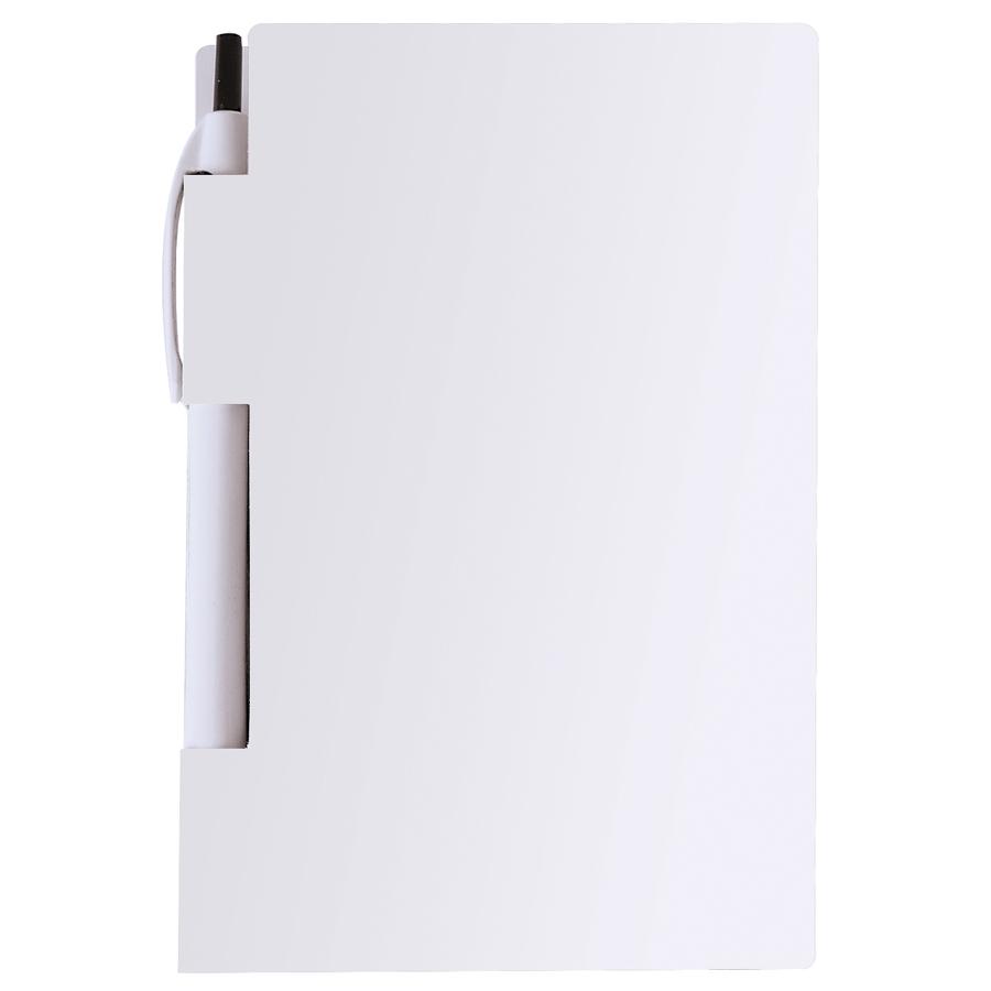 Bloc-notes et stylo