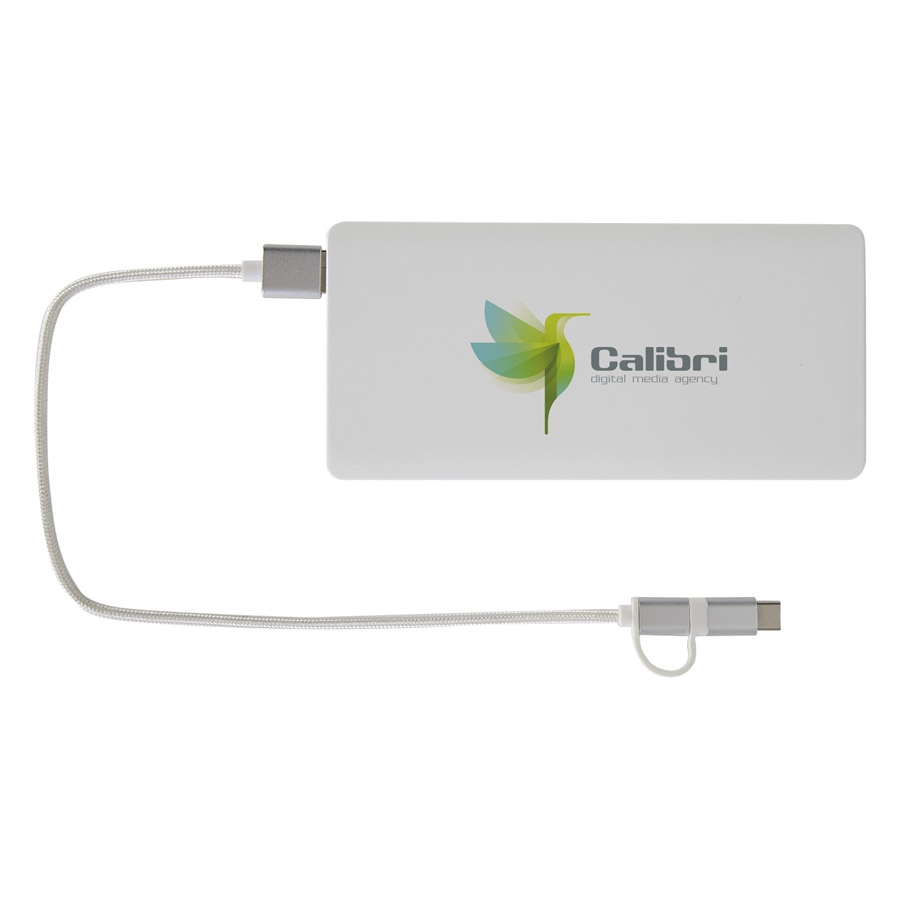 Powerbank 10000mAh recharge par induction