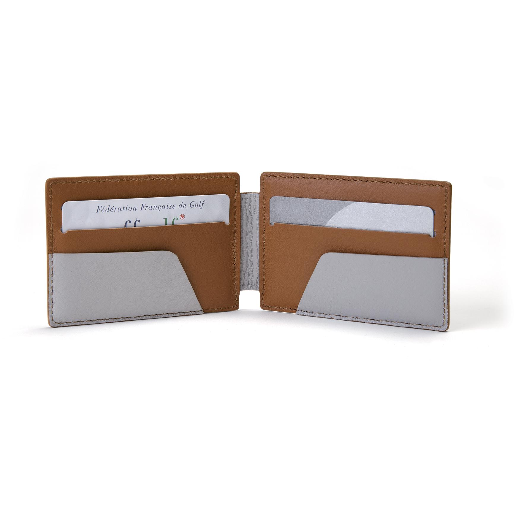 Porte-carte RFID de Suzanne et Léon