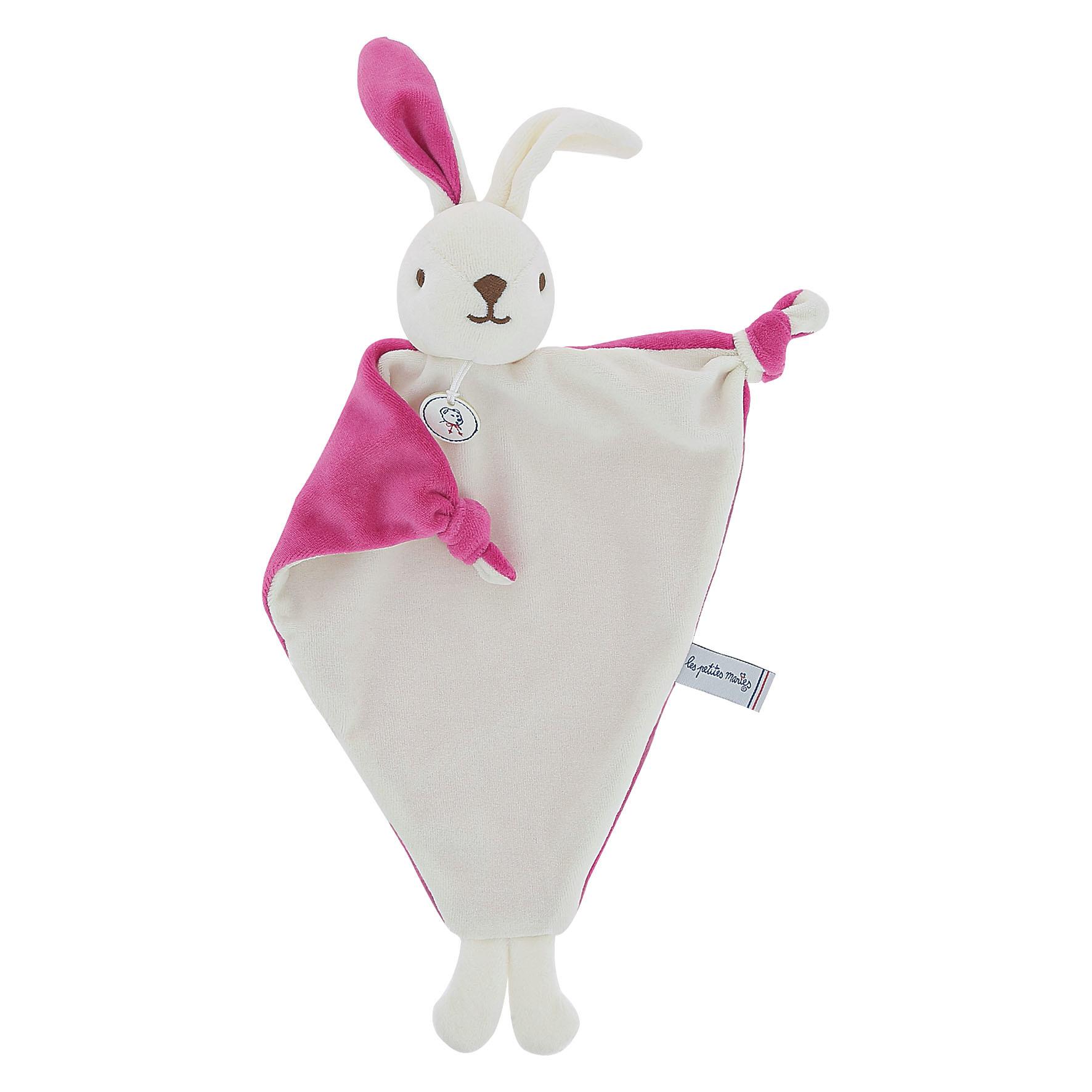 Doudou lapin Pitola, 27 cm