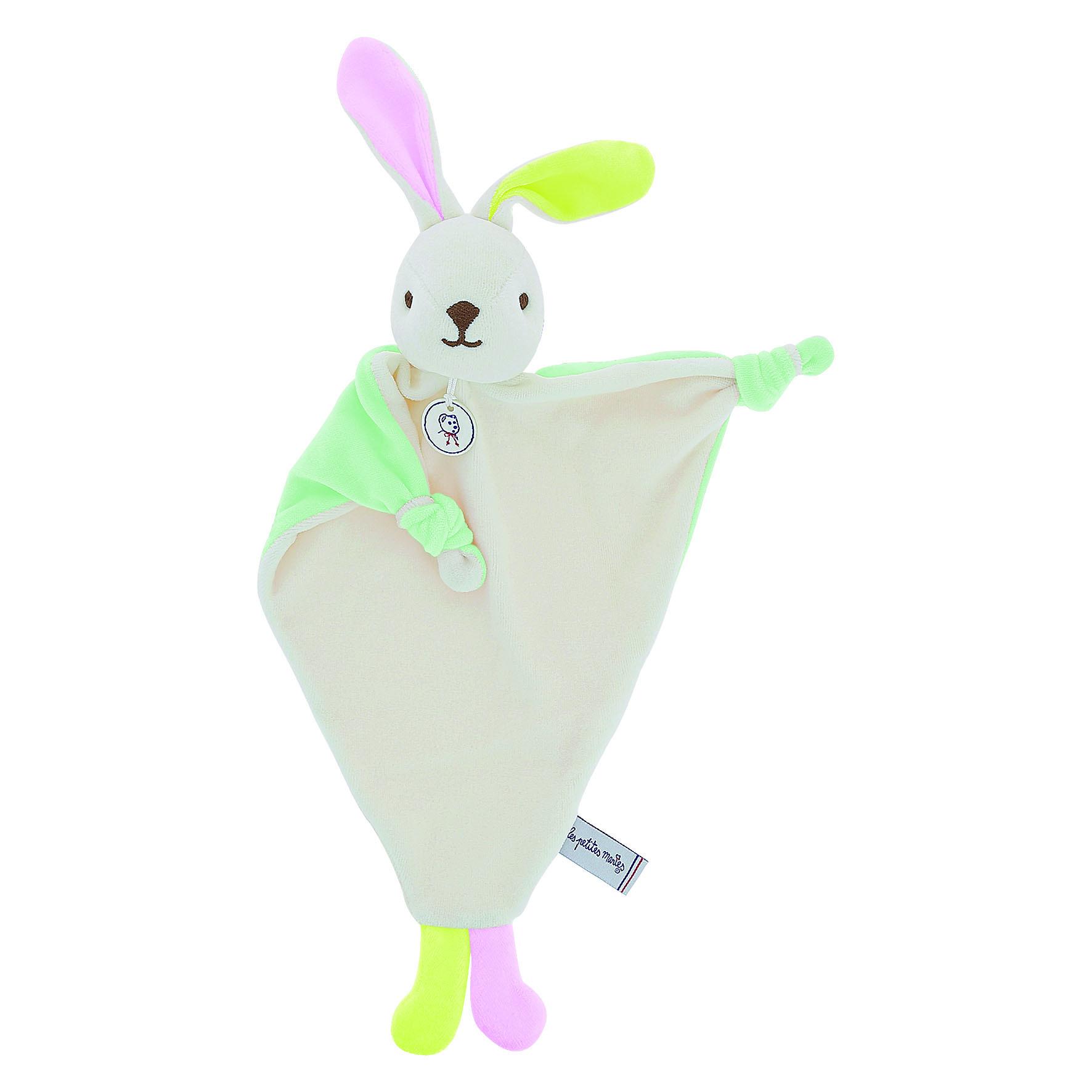 Doudou lapin Pitola, 27 cm - 22-1297-22