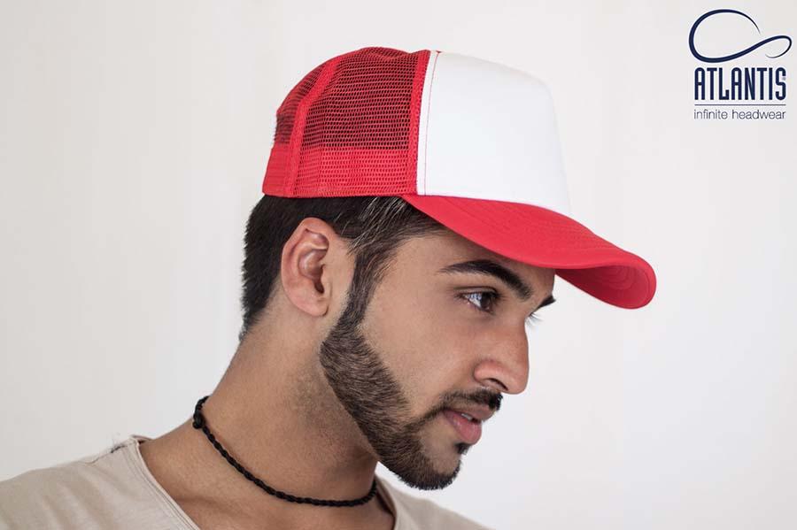 Casquette rapper