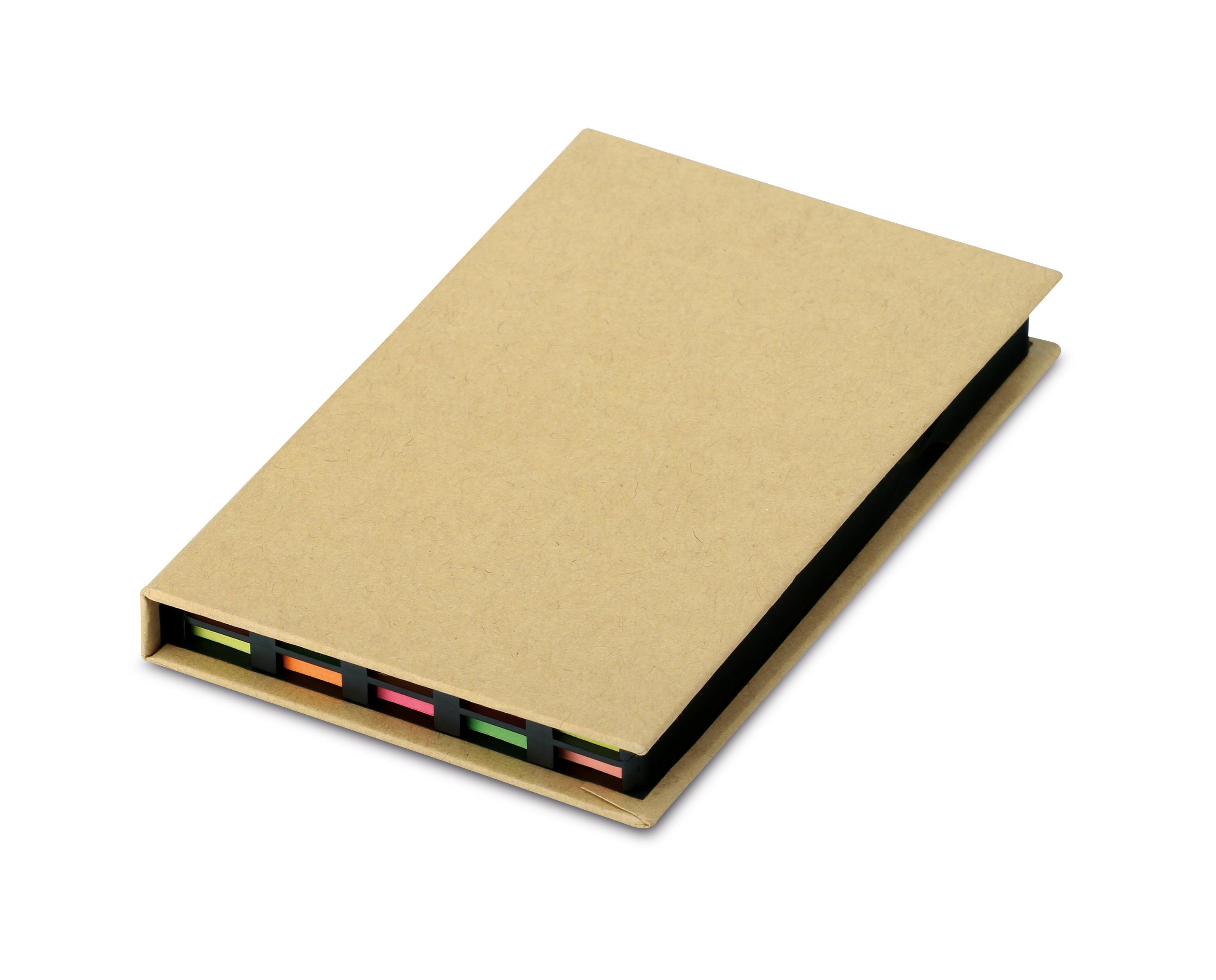 Bloc-notes de feuilles repositionnables - 26-1141-5