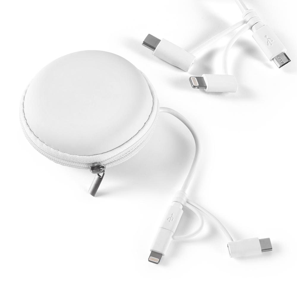 Câble USB 3-en-1