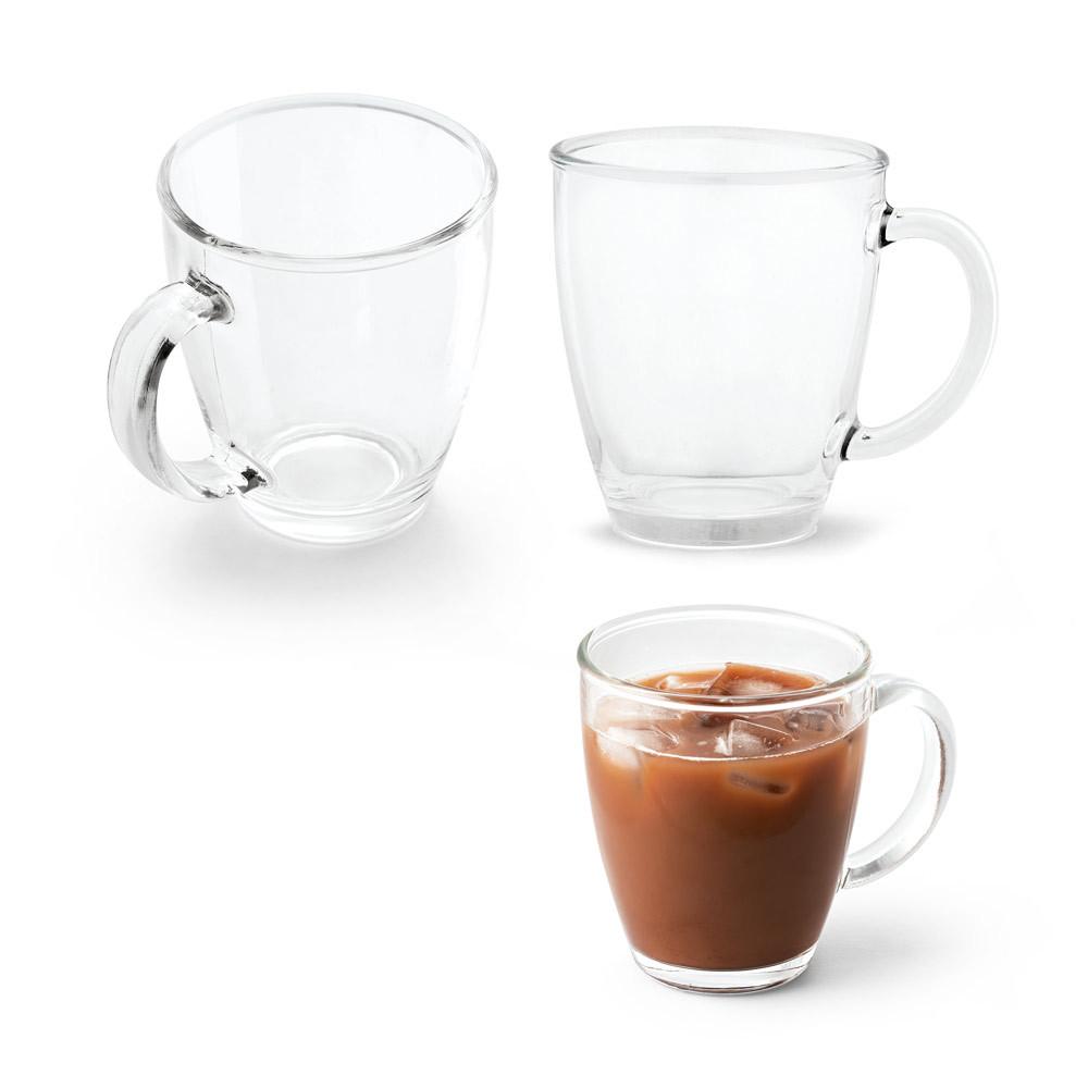 Mug en verre 390ml