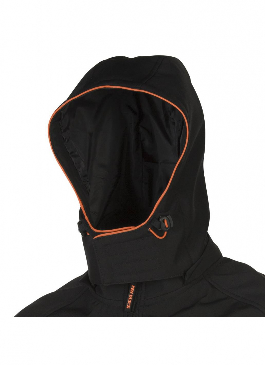 Capuche softshell universelle - 27-1070-13