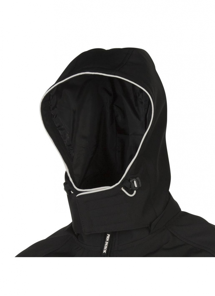 Capuche softshell universelle - 27-1070-14