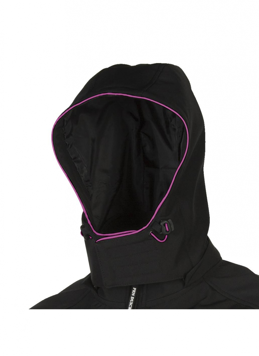 Capuche softshell universelle - 27-1070-17