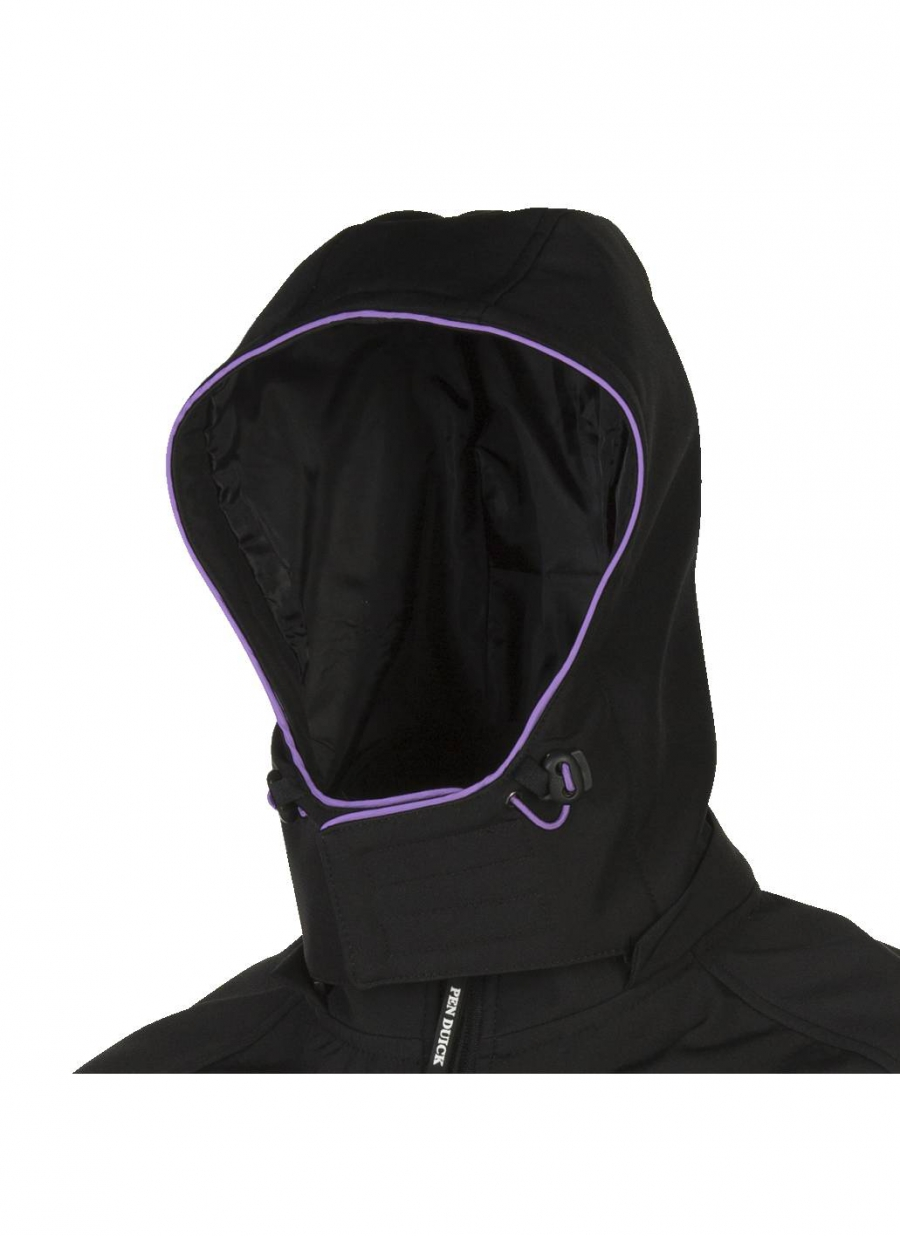 Capuche softshell universelle - 27-1070-20