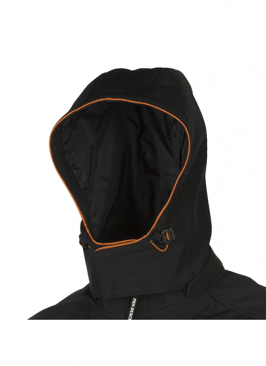 Capuche softshell universelle - 27-1070-24