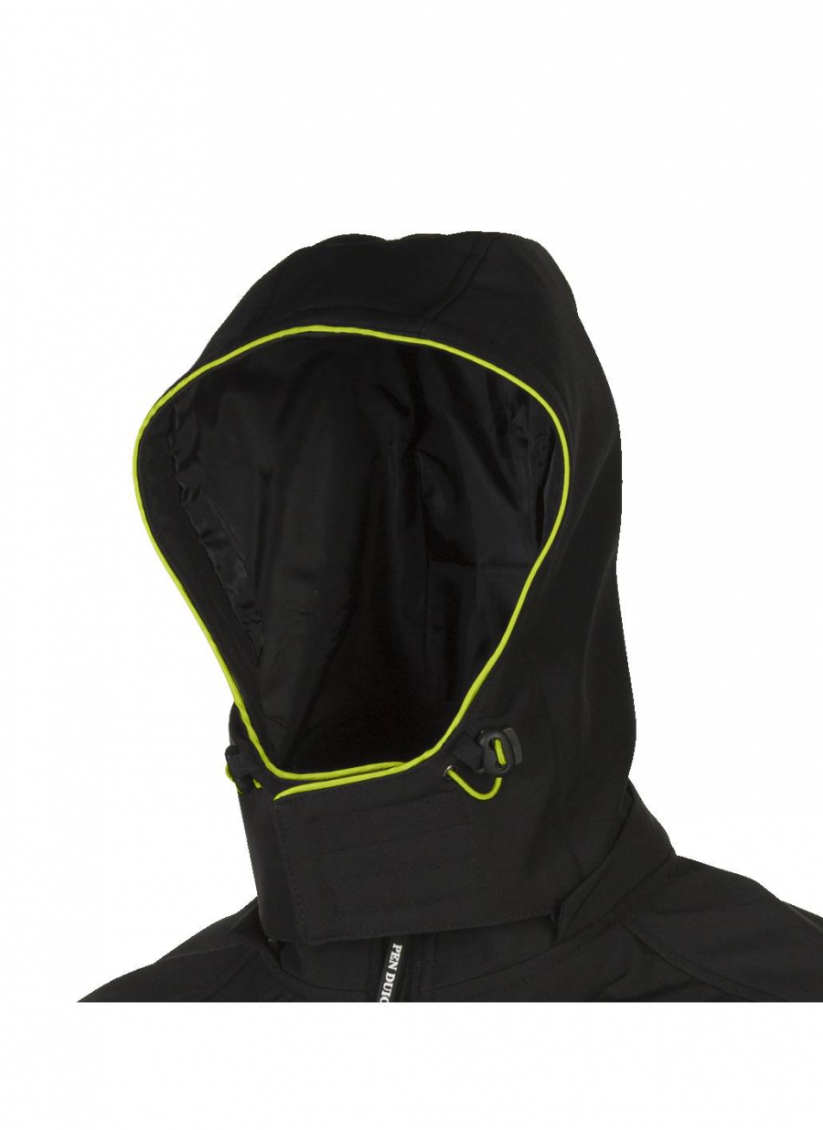 Capuche softshell universelle - 27-1070-25