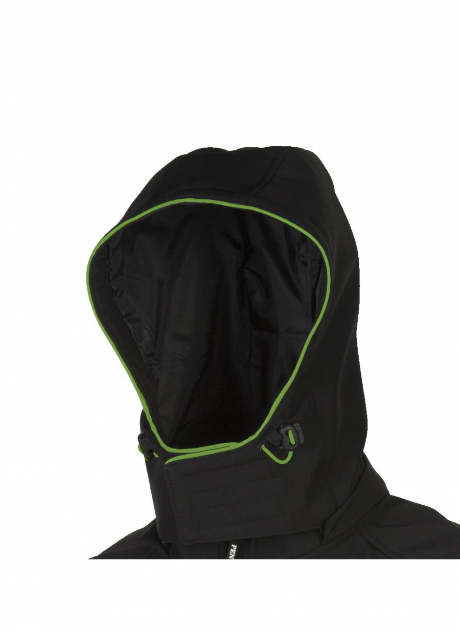 Capuche softshell universelle - 27-1070-27