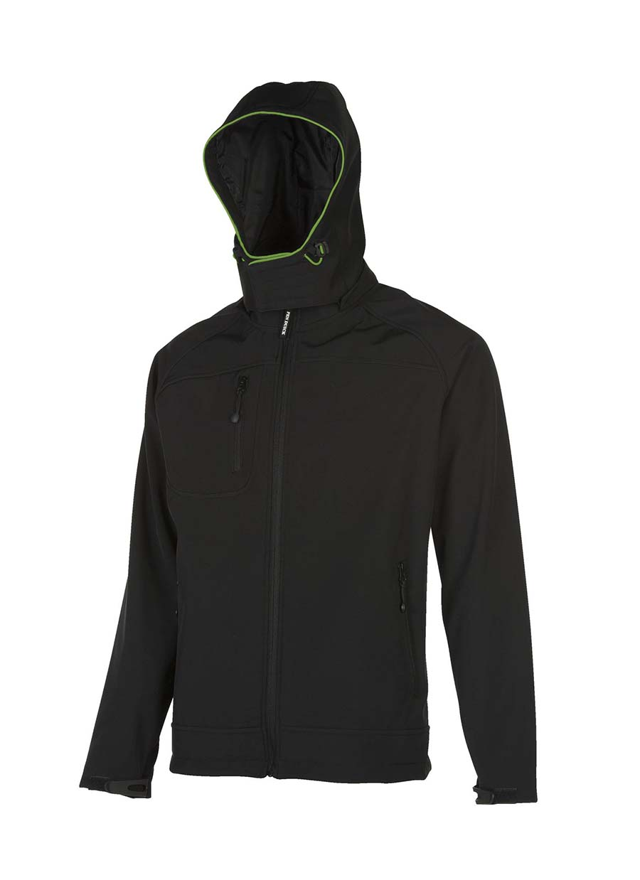 Capuche softshell universelle - 27-1070-32